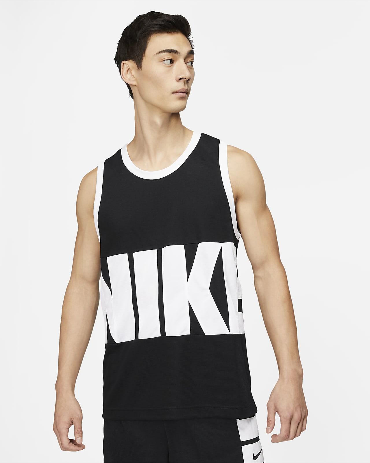 เสื้อแข่งบาสเก็ตบอลผู้ชาย Nike Dri-FIT