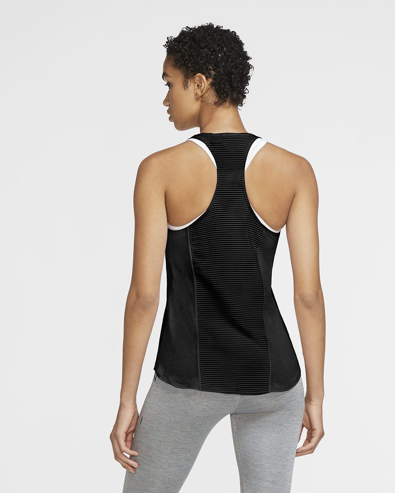Camiseta De Tirantes Para Mujer Nike Pro Aeroadapt Nike Com