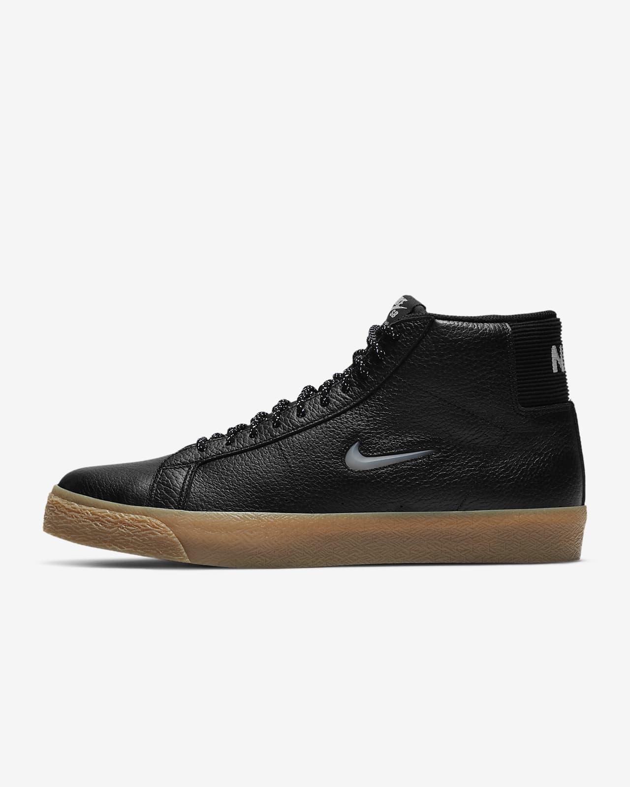 nike sb blazer leather