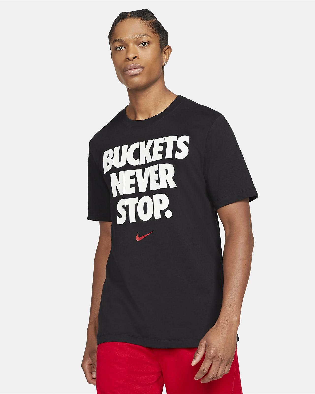 Nike Dri-FIT 'Buckets' Men's Basketball T-Shirt