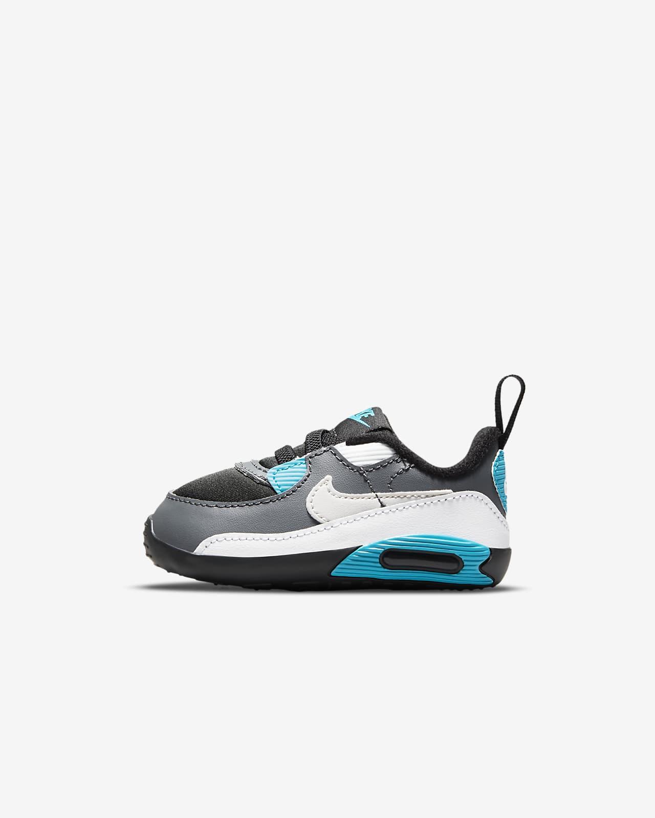 Nike Max 90 Crib Bootie voor baby's