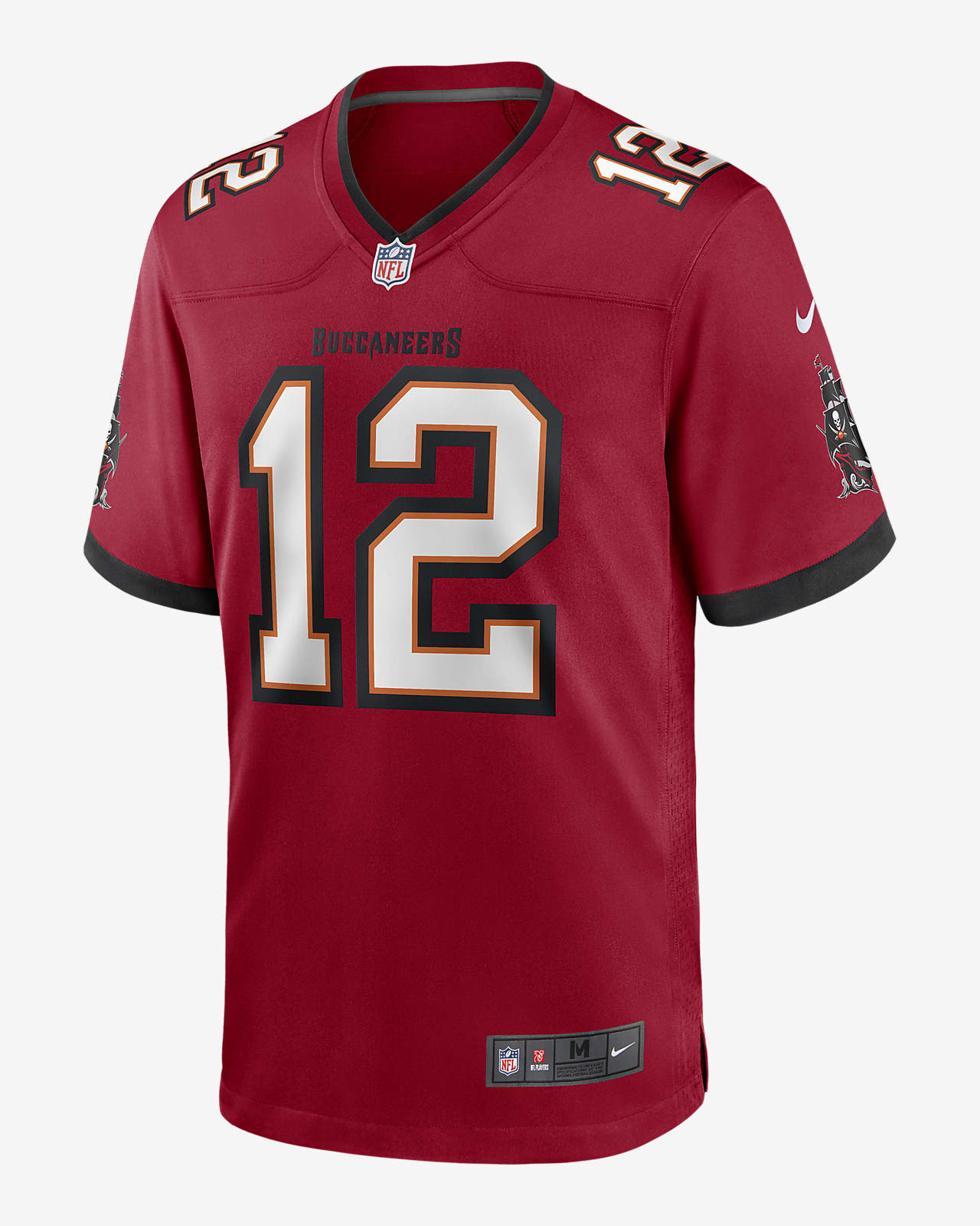 Camiseta game para hombre NFL Tampa Bay Buccaneers (Tom Brady)