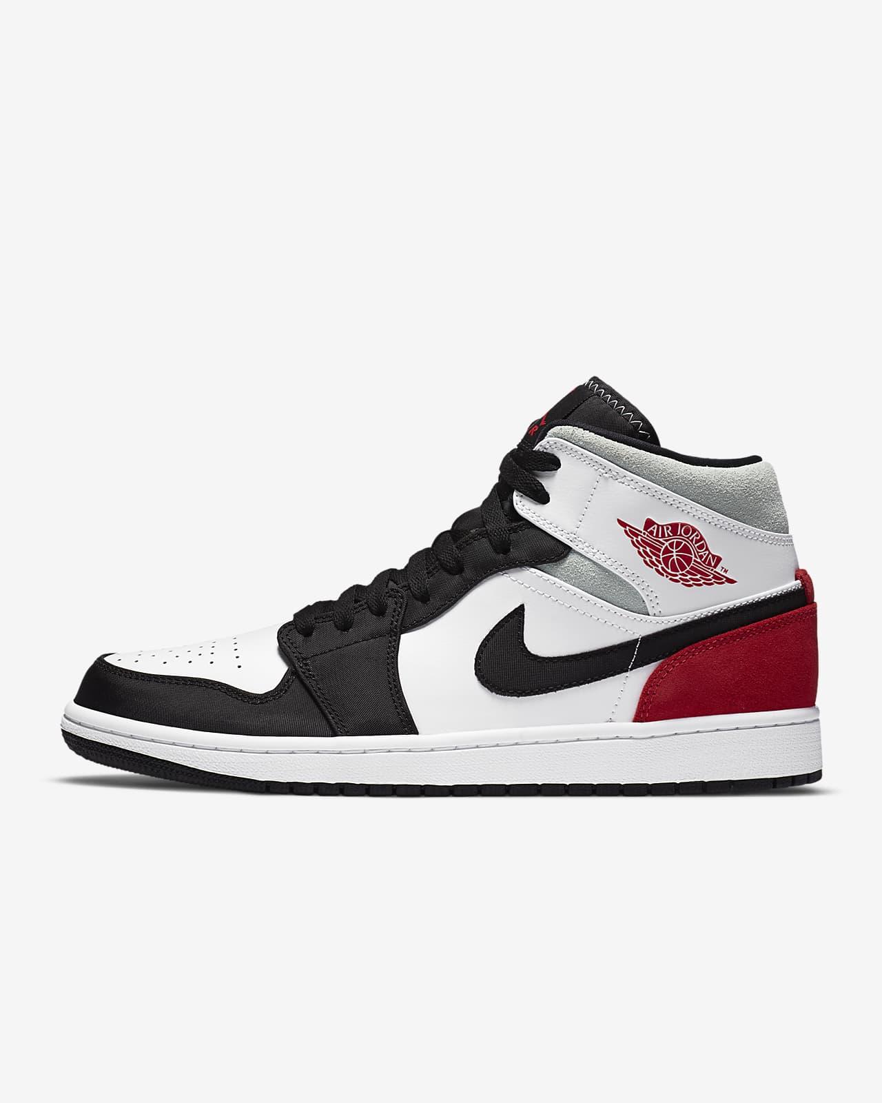 nike air jordan 1 mid se scarpe da basket uomo