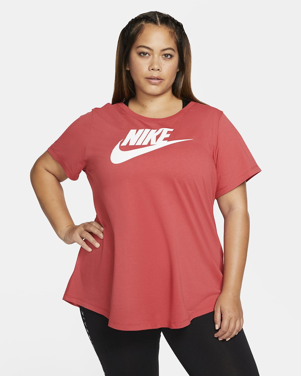 Nike Sportswear Essential Women's T-Shirt (Plus Size)