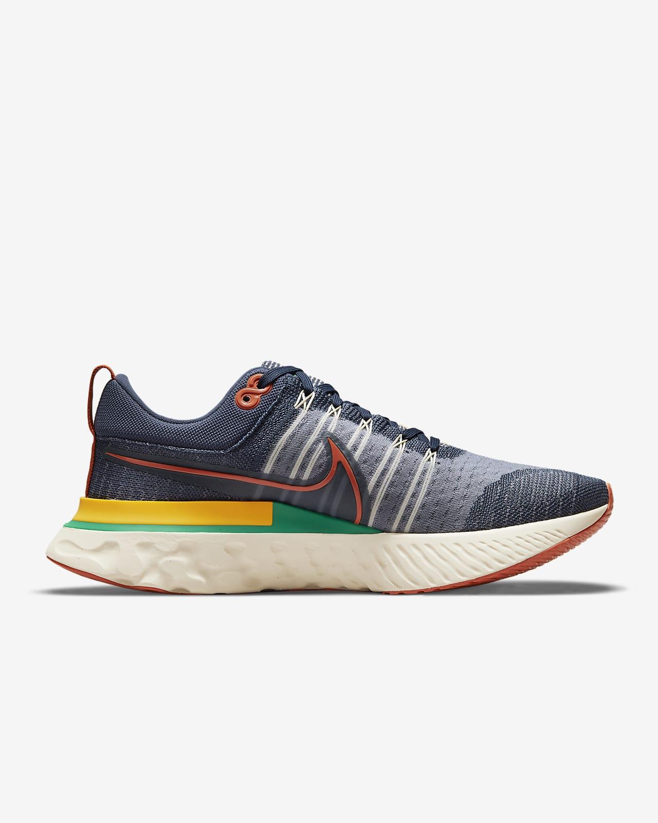 Nike React Infinity Run Flyknit 2 Men's Running Shoe. Nike LU