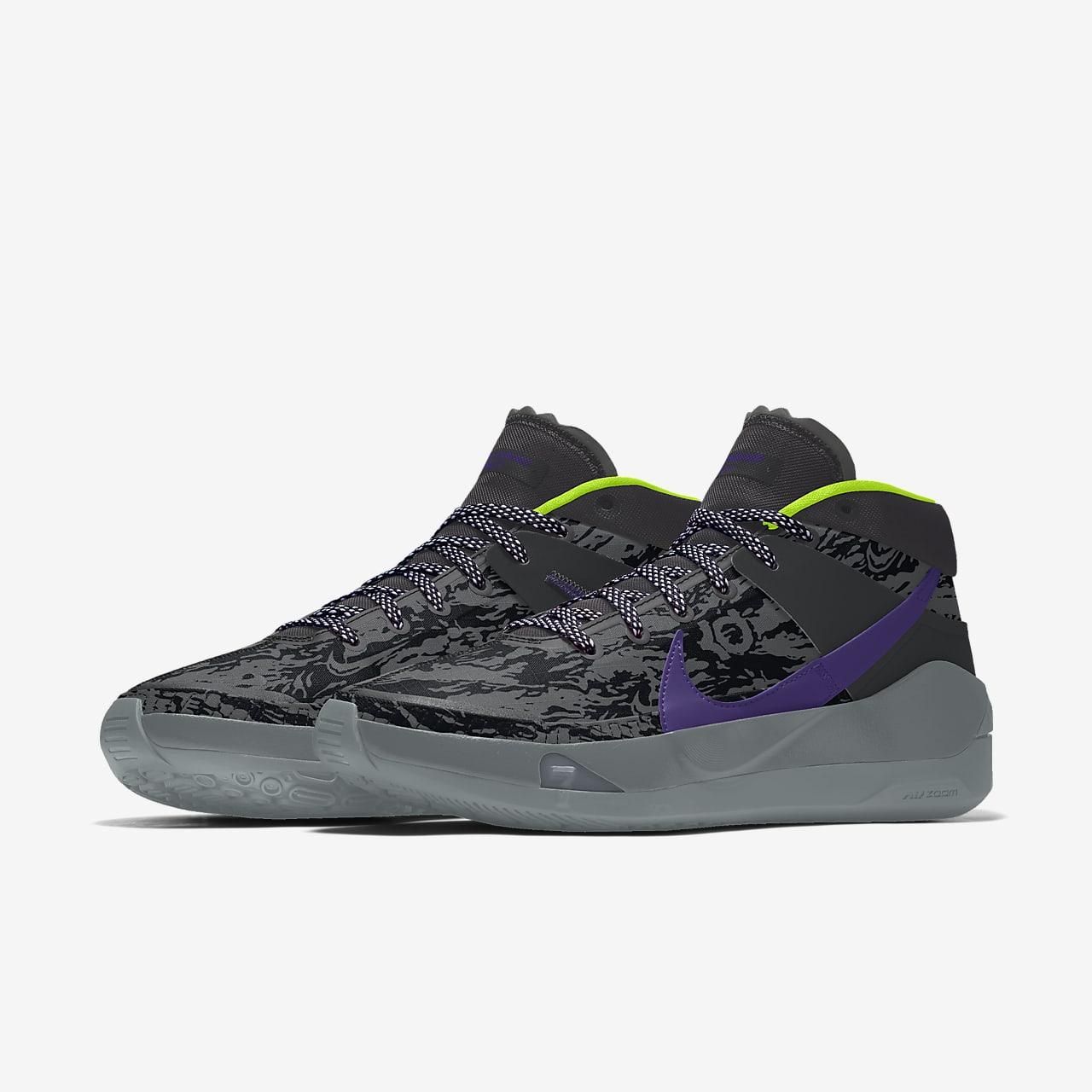 Custom Basketball Shoe. Nike