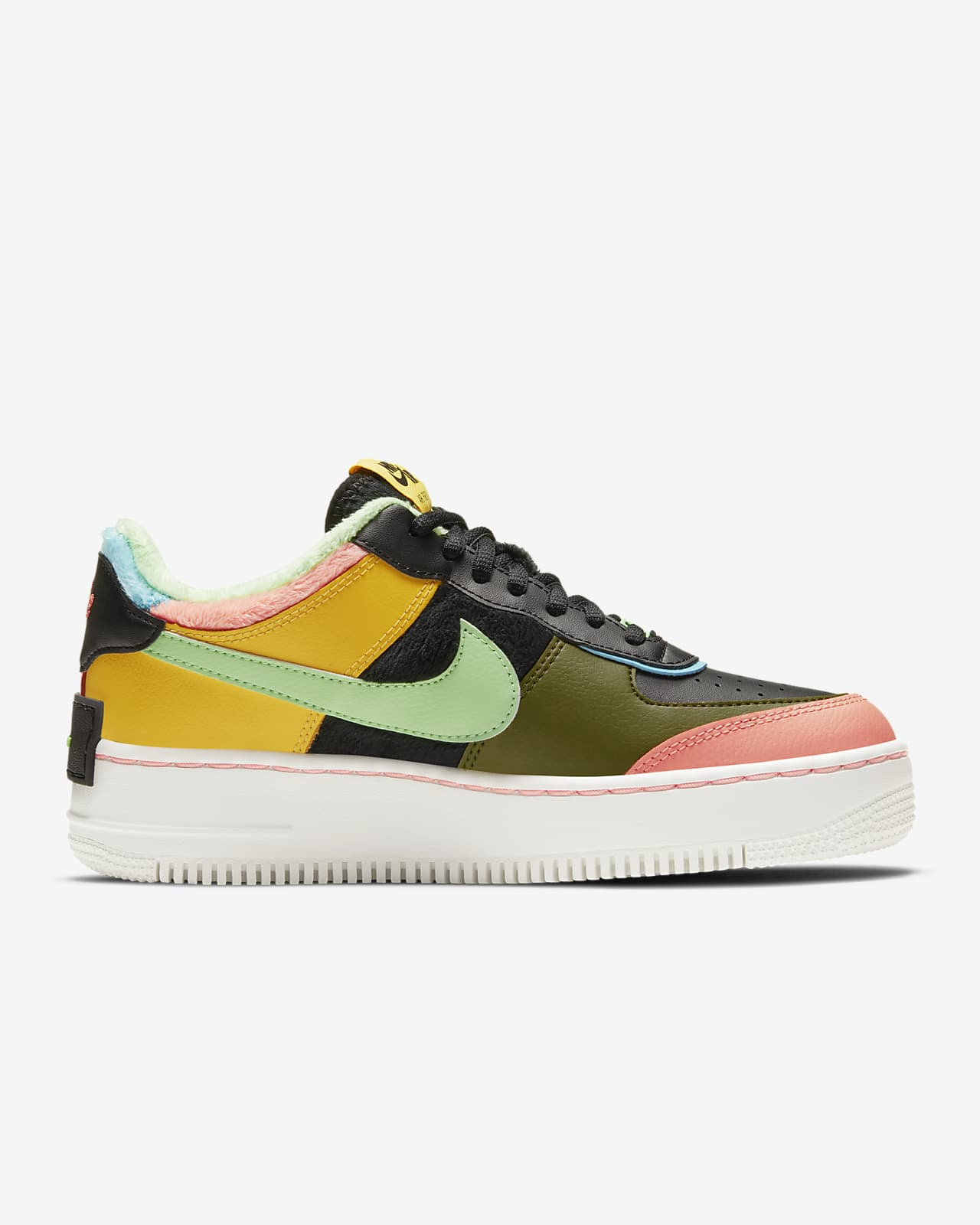 Nike Air Force 1 Shadow Se Women S Shoe Nike Com The original nike air force 1 shoe changed the sneaker game forever. nike air force 1 shadow se women s shoe