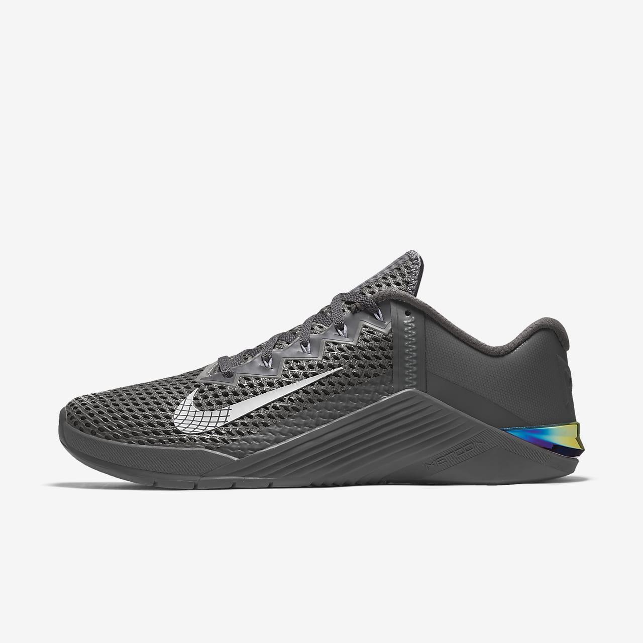 Кроссовки для тренинга с индивидуальным дизайном Nike Metcon 6 By You