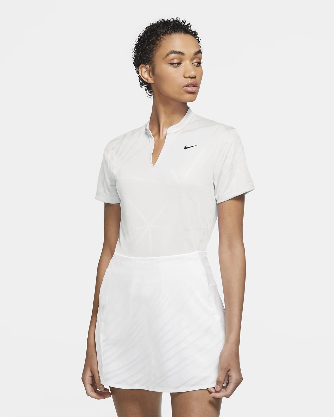 Polo de golf Nike Dri-FIT Victory pour Femme