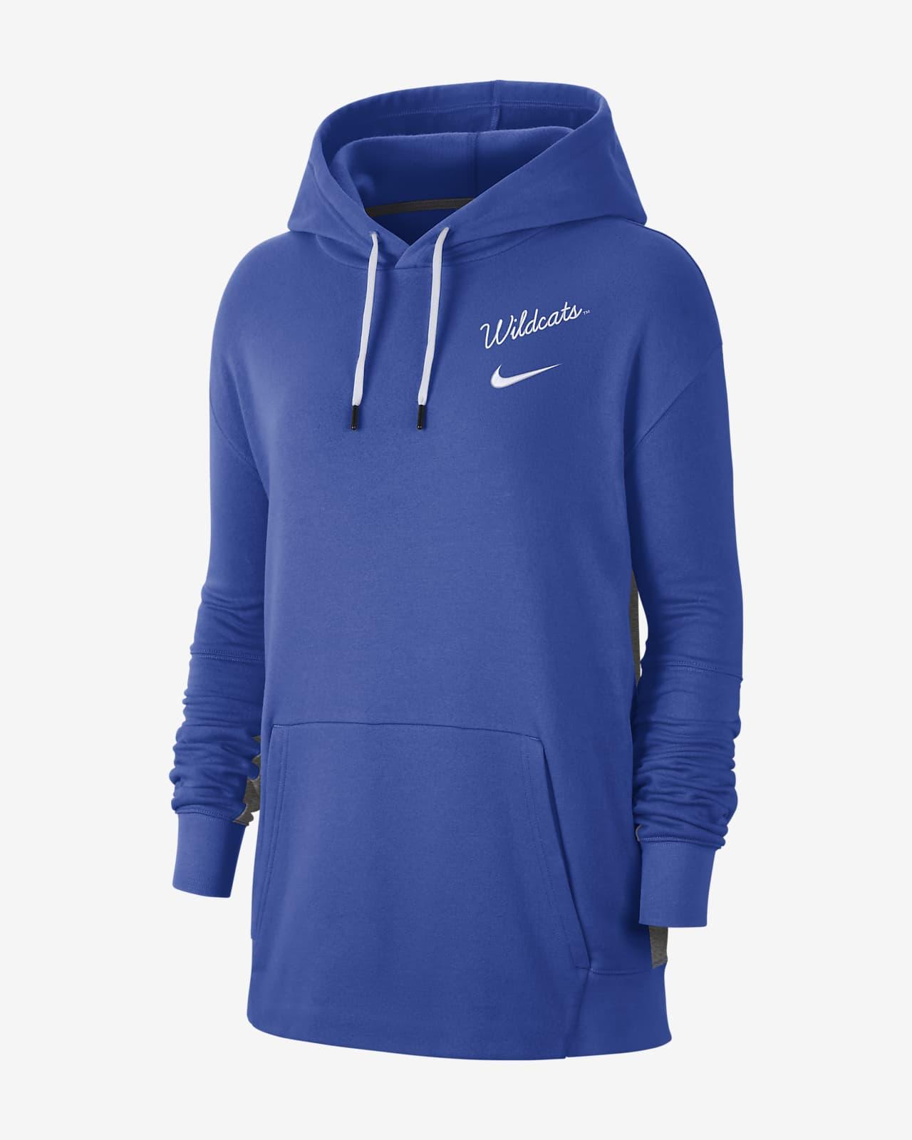Nike College (Kentucky) Women's Fleece Pullover Hoodie