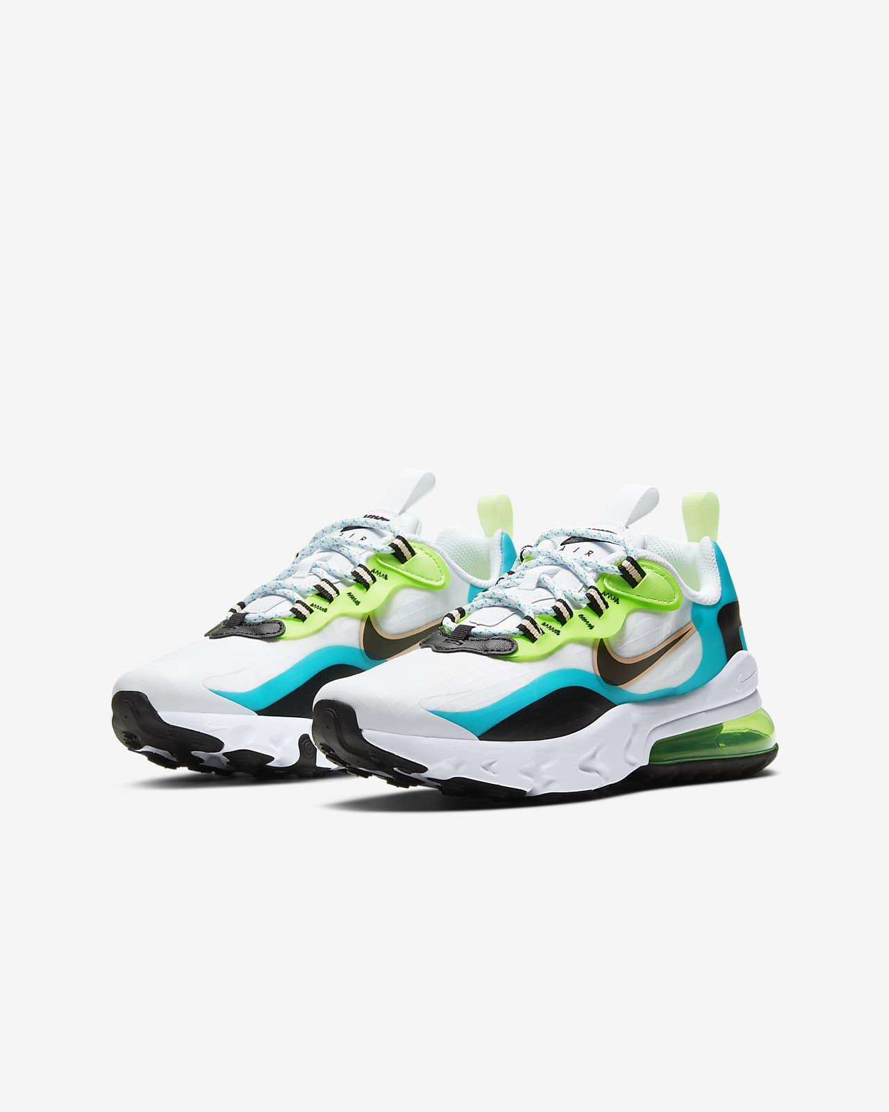 Nike Air Max 270 React SE Older Kids