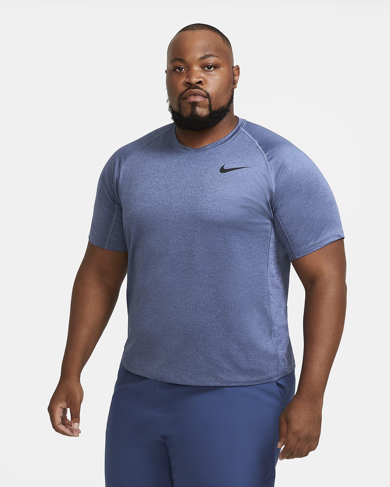 Nike PRO Top Short-Sleeve Comp Canottiera Sportiva Uomo