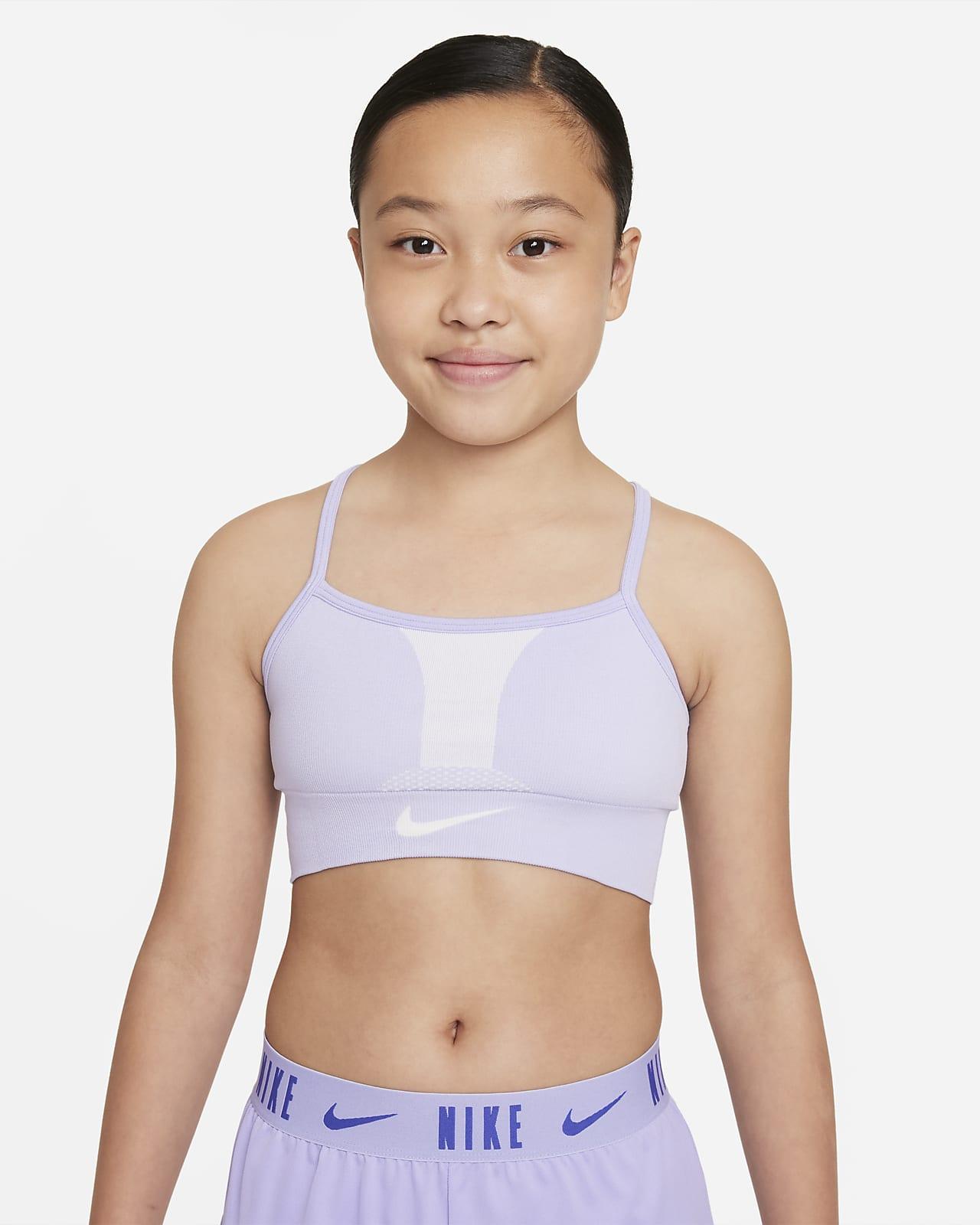 สปอร์ตบราเด็กโต Nike Dri-FIT Indy (หญิง)