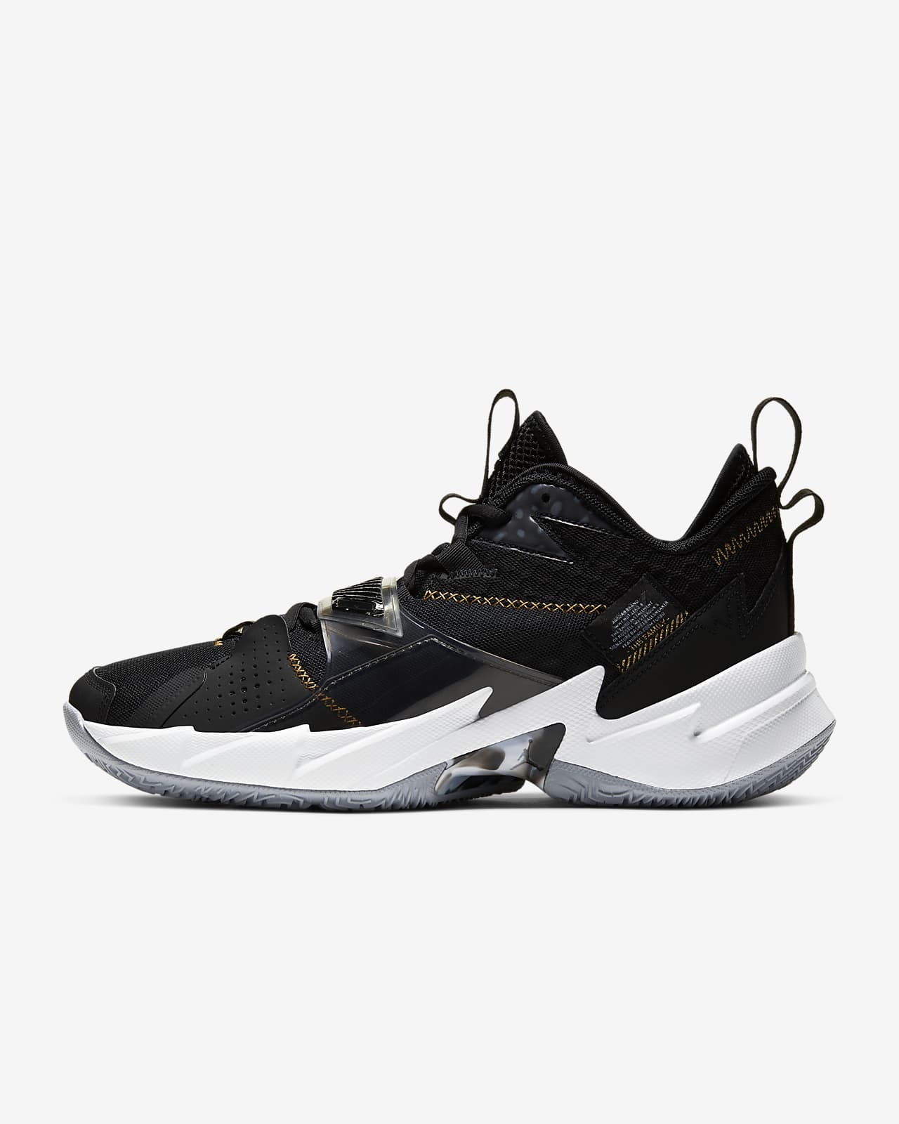 Jordan 'Why Not?' Zer0.3 Basketball Shoe