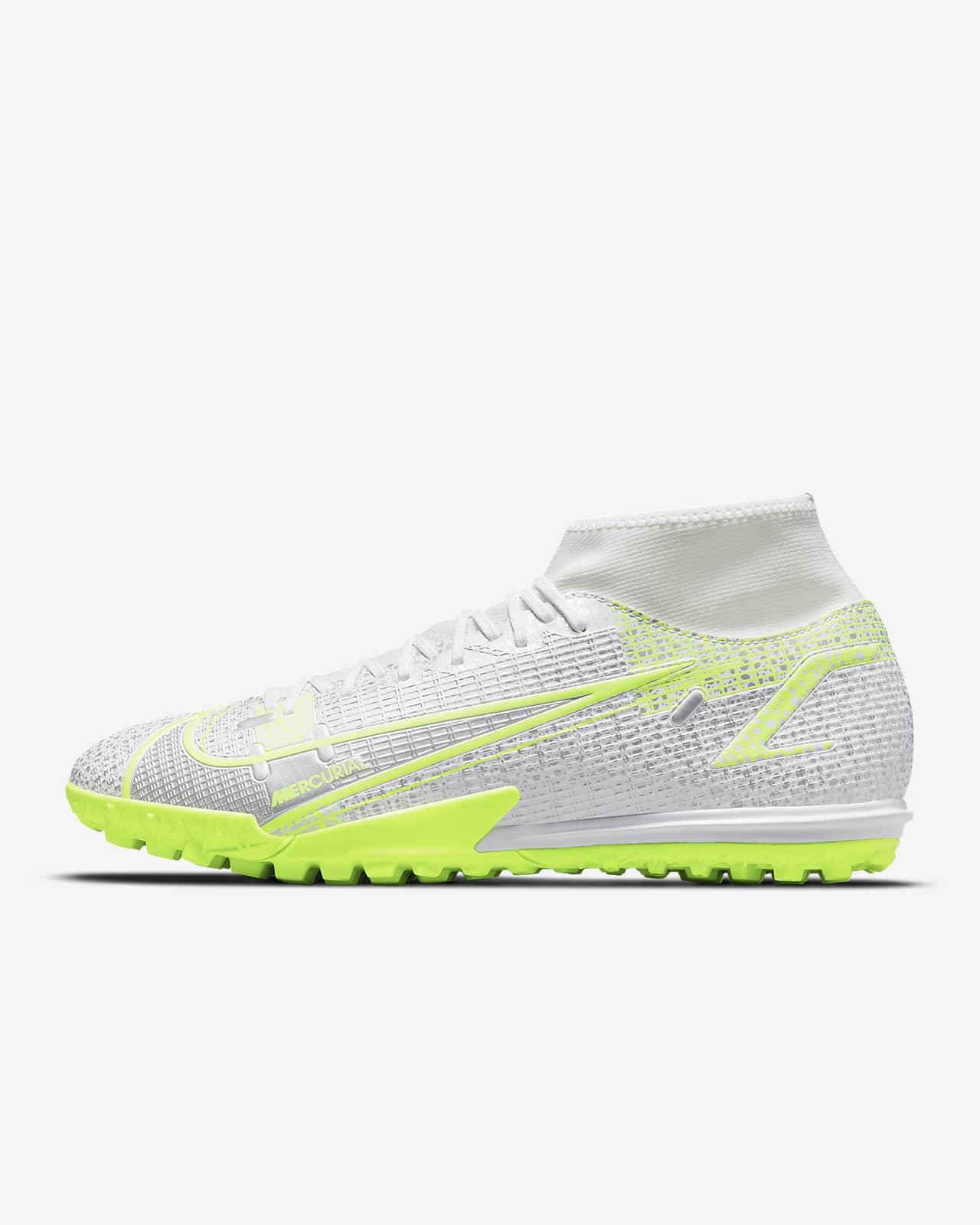 Calzado de fútbol para pasto sintético (turf) Nike Mercurial Superfly 8 Academy TF