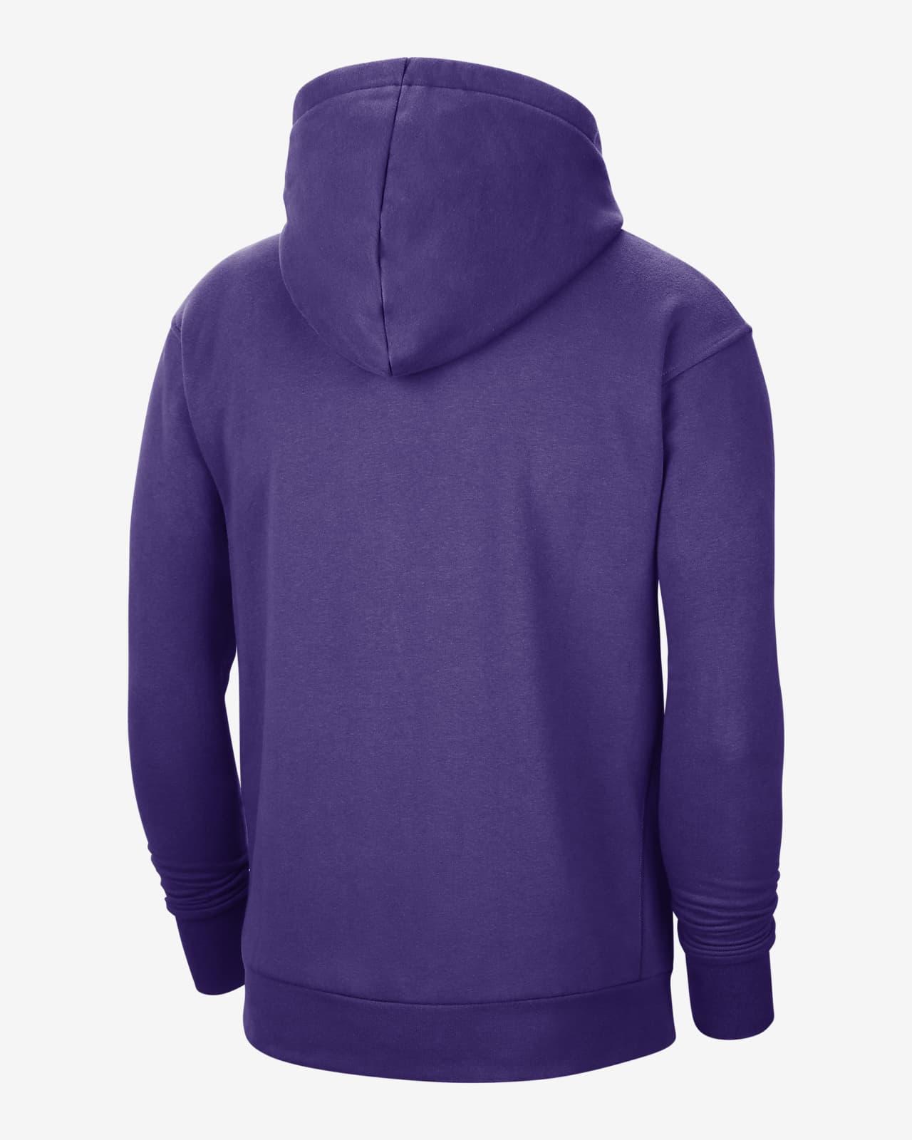 Los Angeles Lakers Essential Men S Nike Nba Pullover Hoodie Nike Il