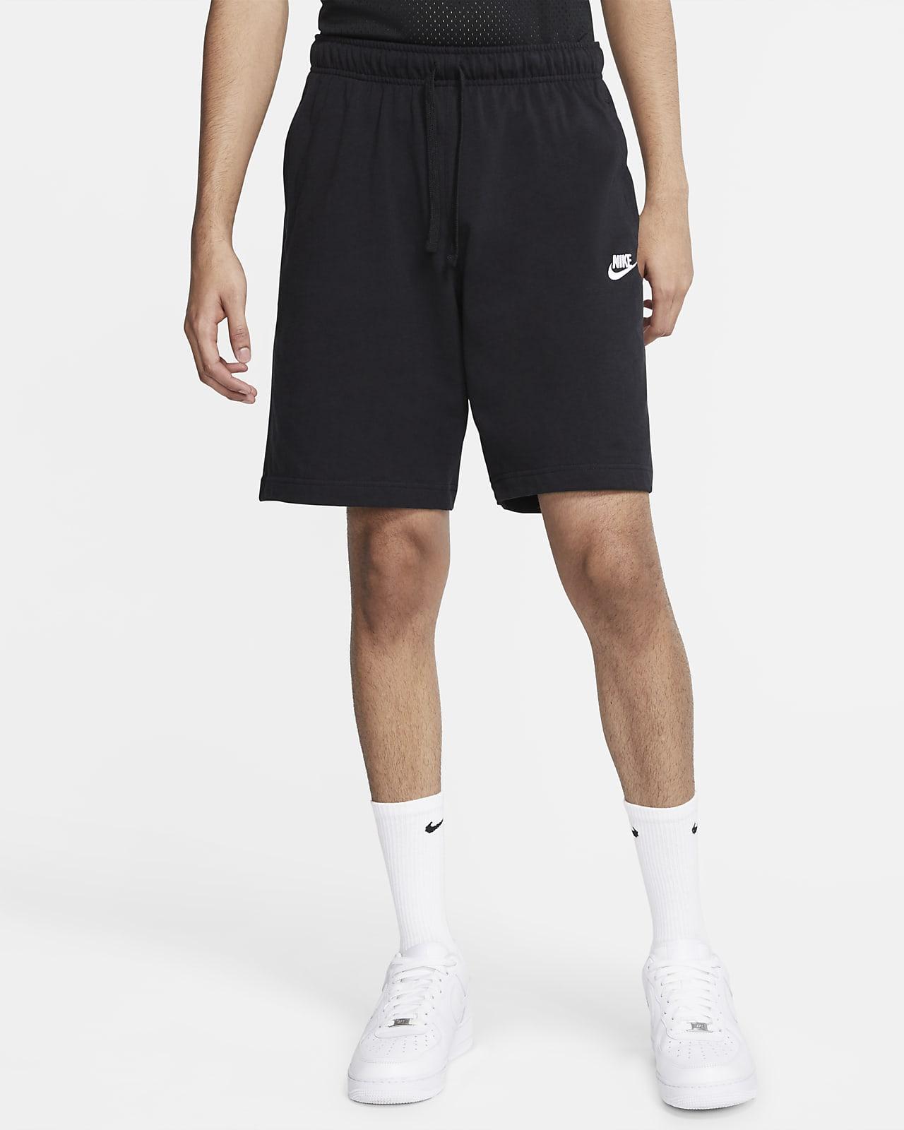 กางเกงขาสั้นผู้ชาย Nike Sportswear Club Fleece