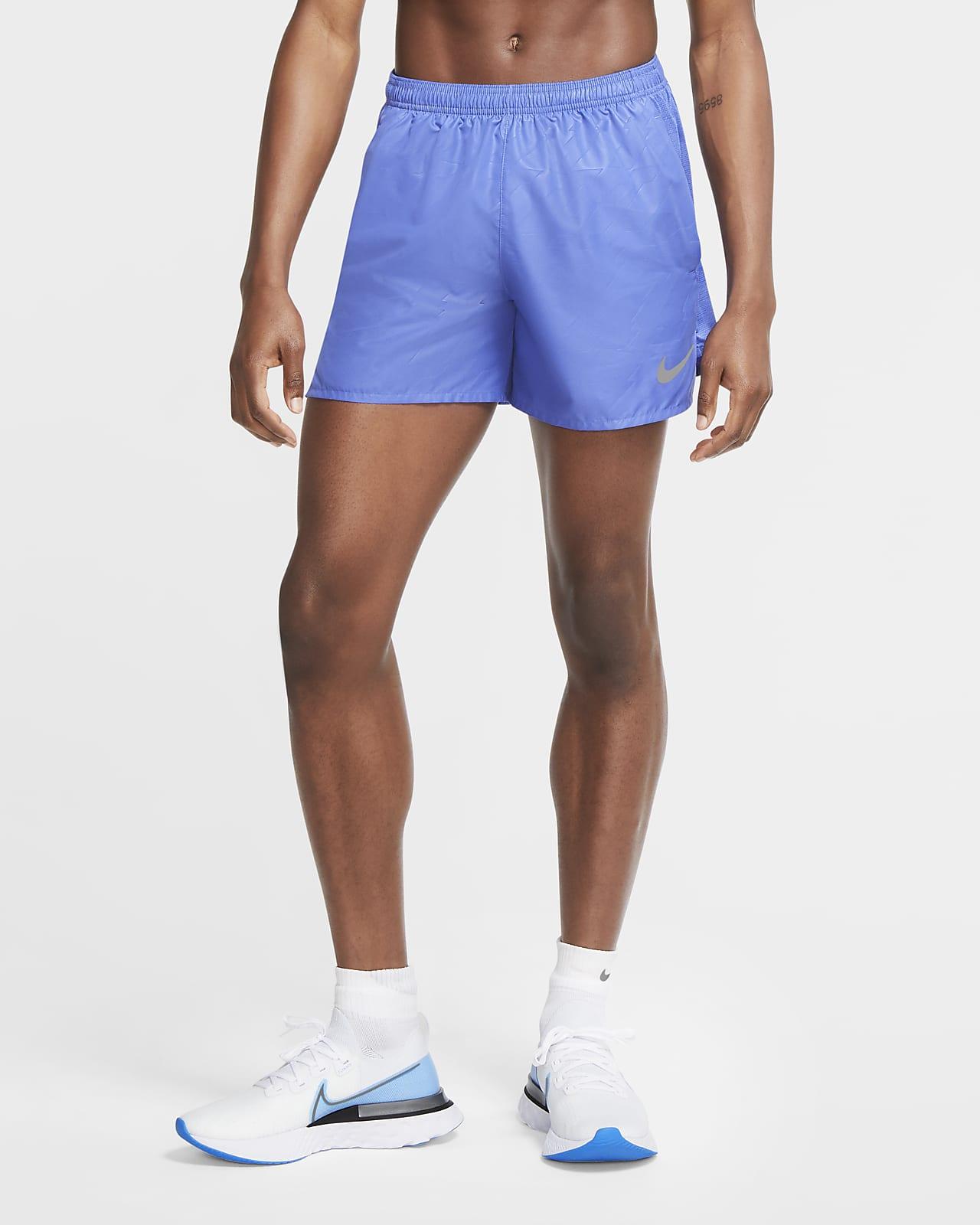 Larry Belmont detección Tectónico  Shorts de running estampados para hombre Nike Challenger Future Fast. Nike .com