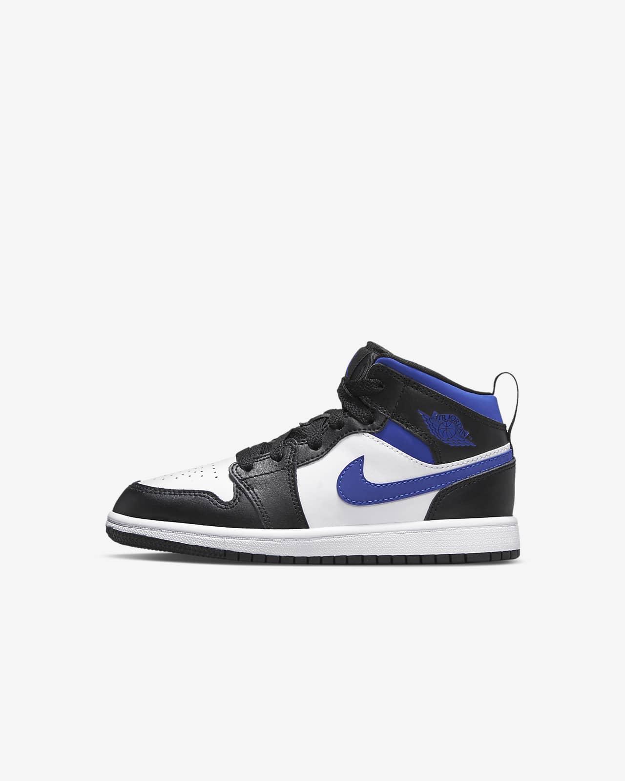 Chaussure Jordan 1 Mid pour Jeune enfant
