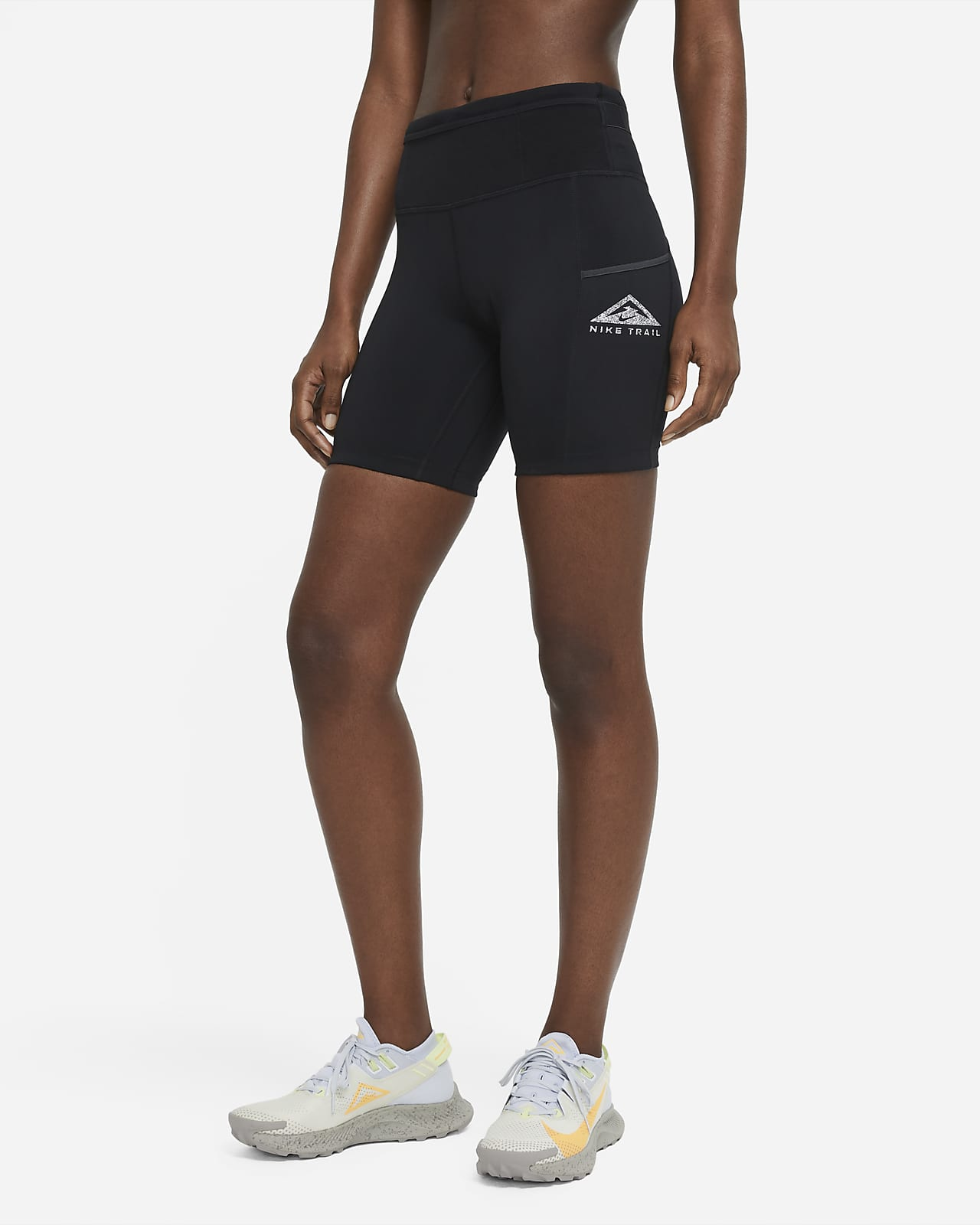 Shorts de trail running para mujer Nike Epic Luxe