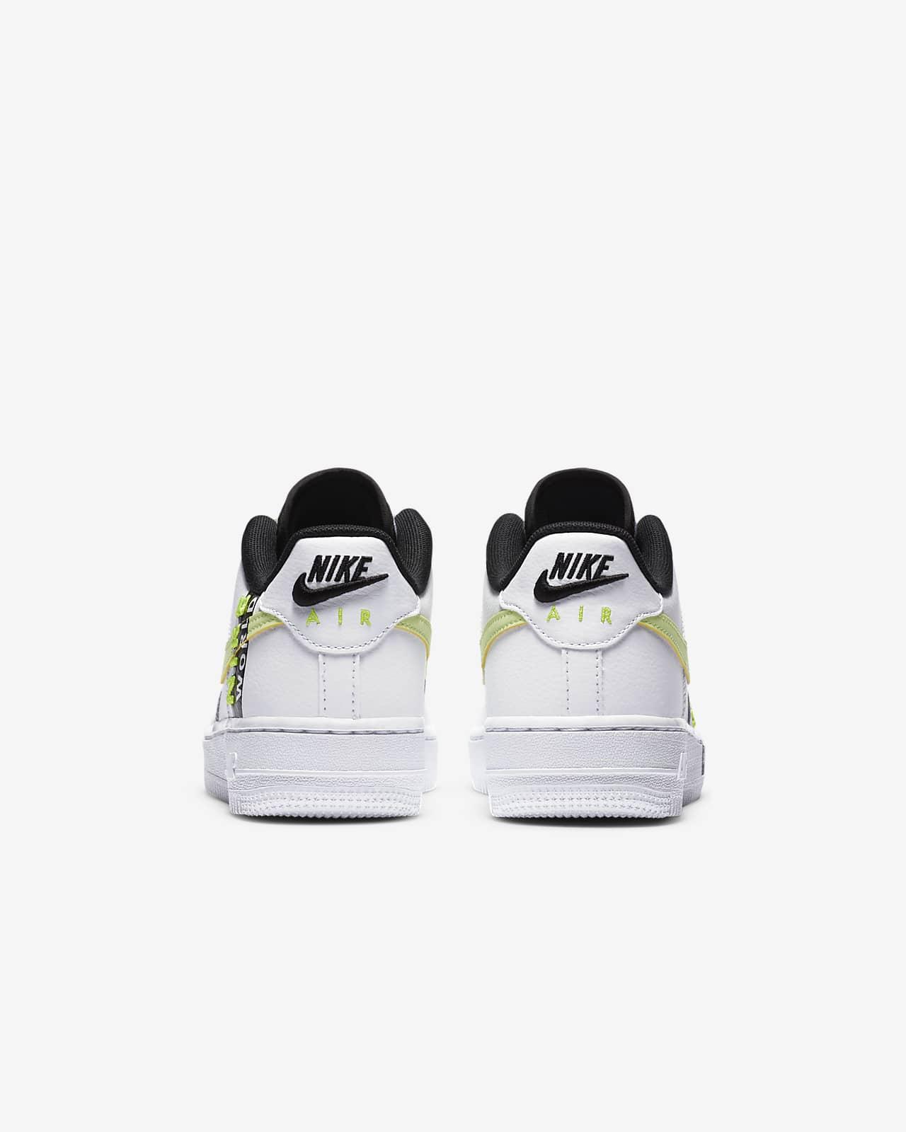 Chaussure Nike Air Force 1 LV8 NBA pour Enfant plus âgé