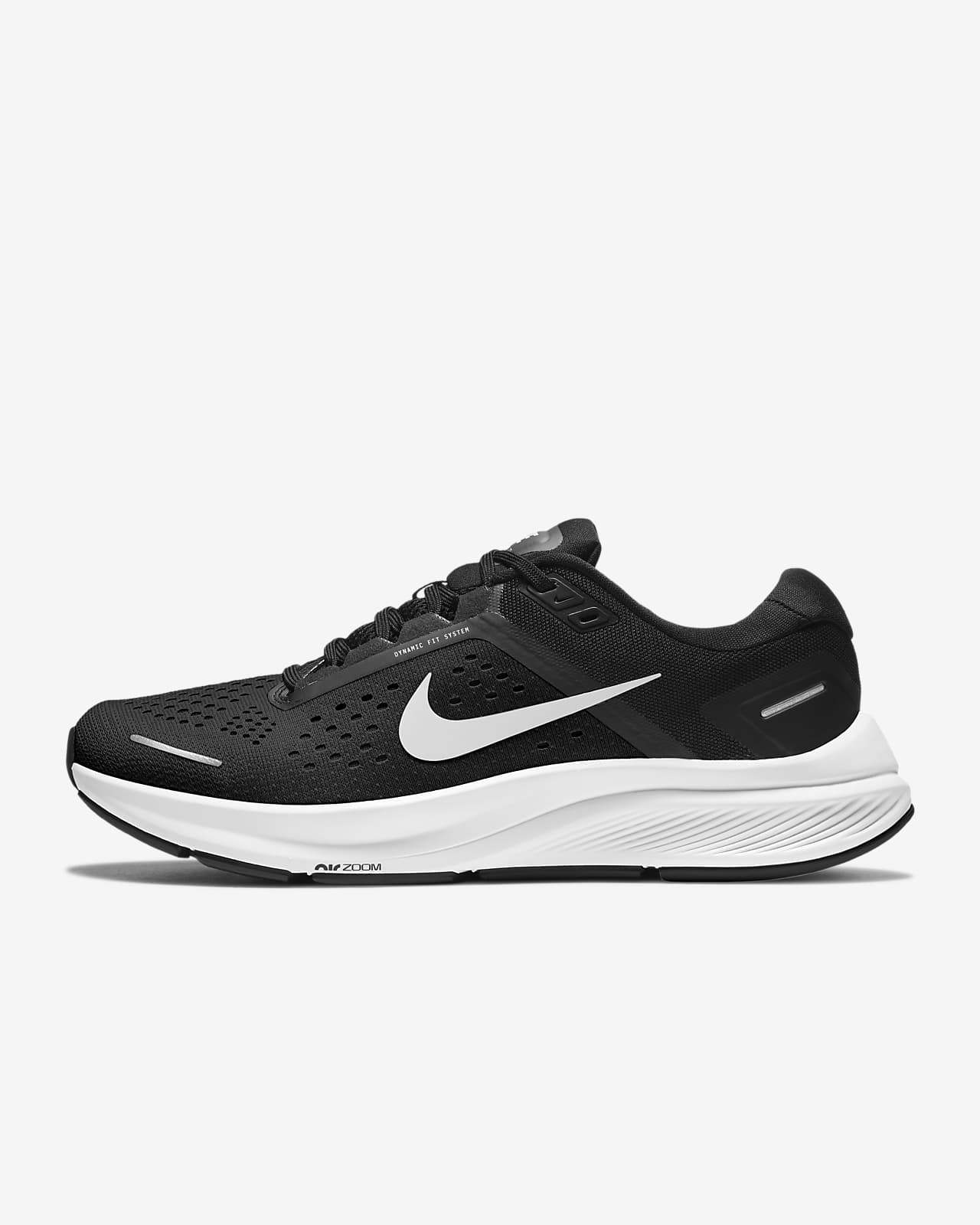 nike zoom air structure