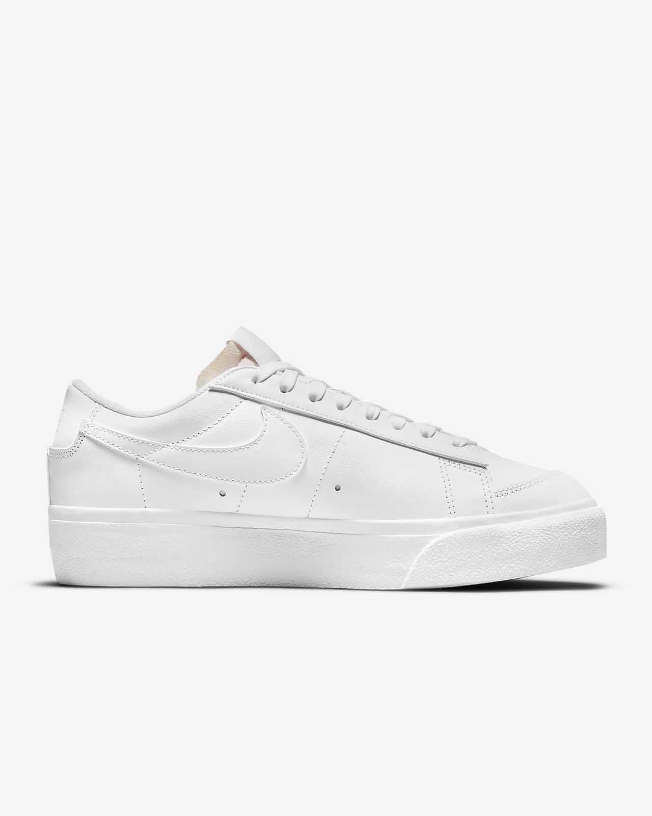Nike Blazer Low Platform Women's Shoes. Nike LU