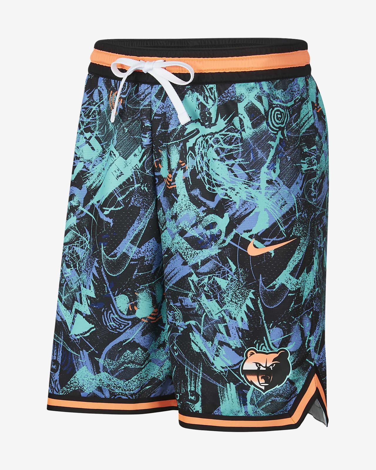 孟菲斯灰熊队 Select Series Nike NBA 男子印花篮球短裤