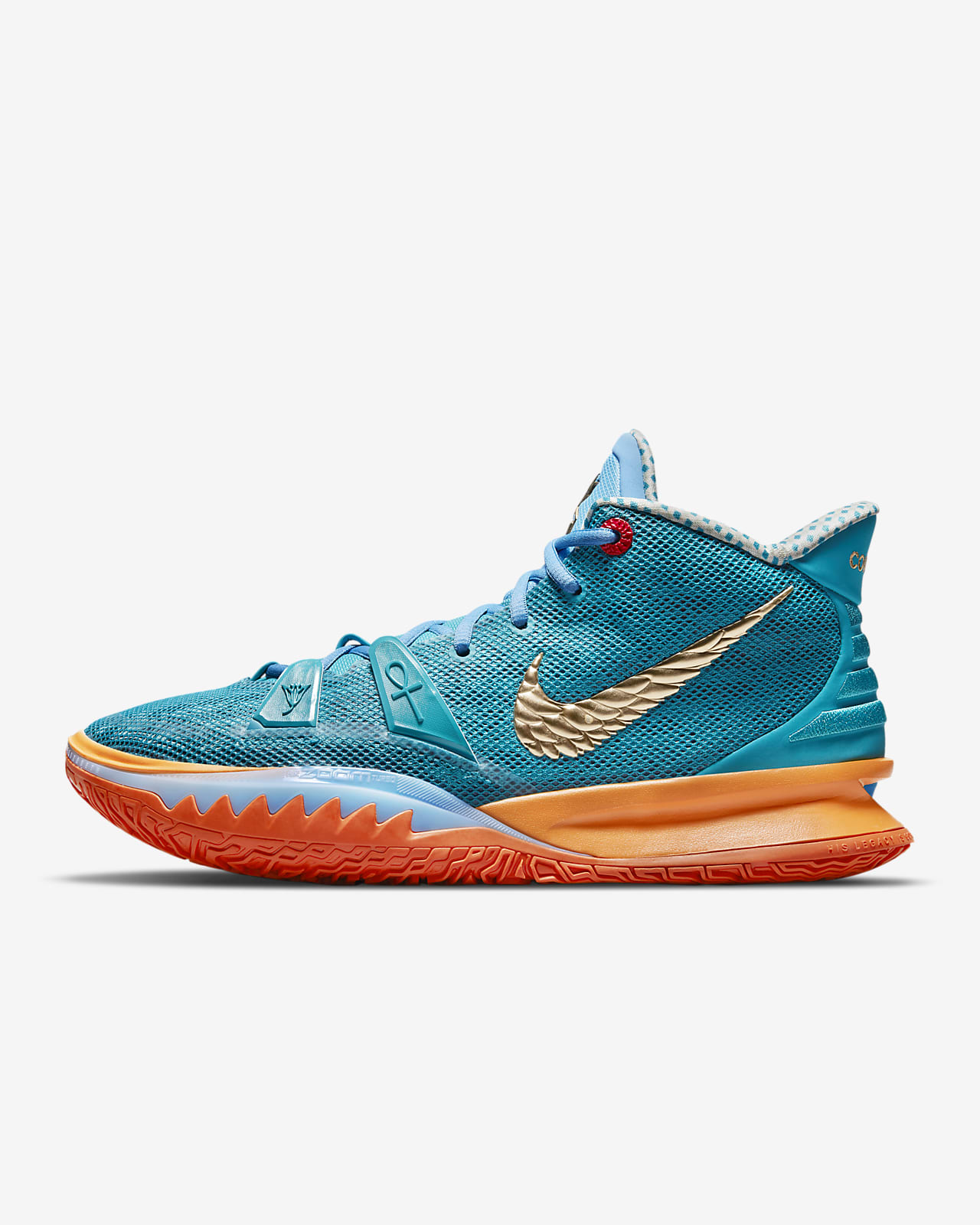 Kyrie 7 EP x Concepts 'Horus' Basketball Shoe
