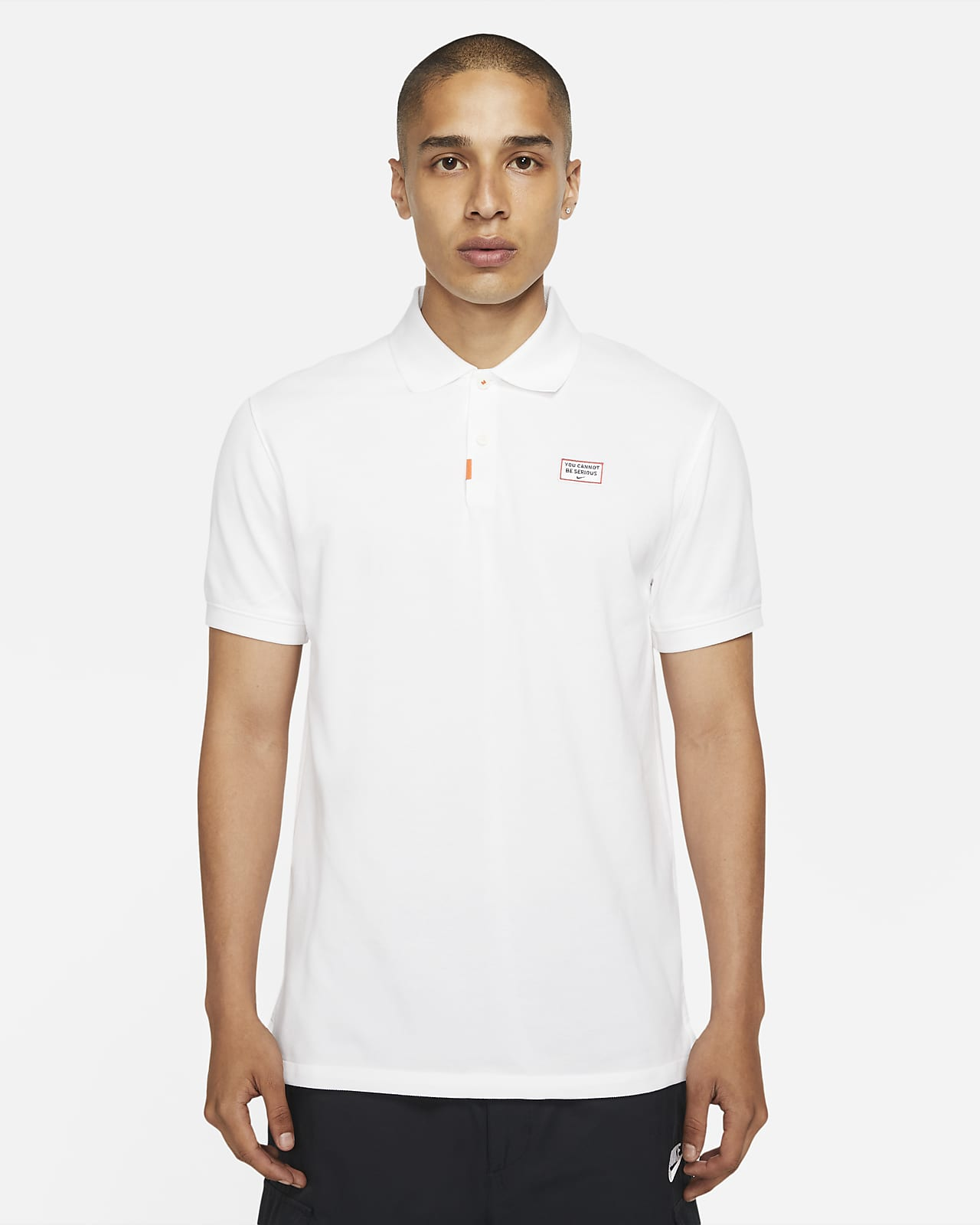 The Nike Polo Herren-Poloshirt