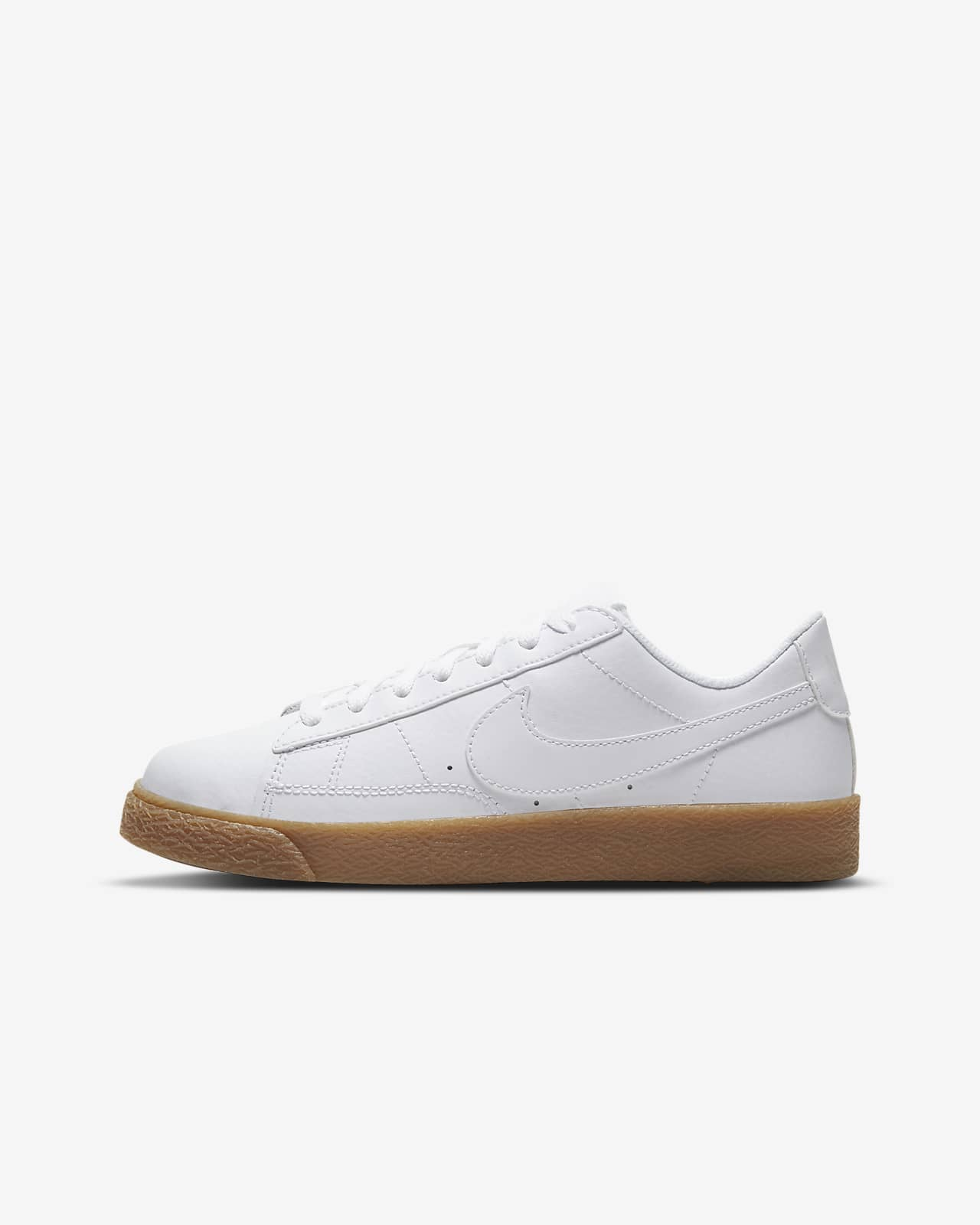 Nike Blazer Low Big Kids' Shoe