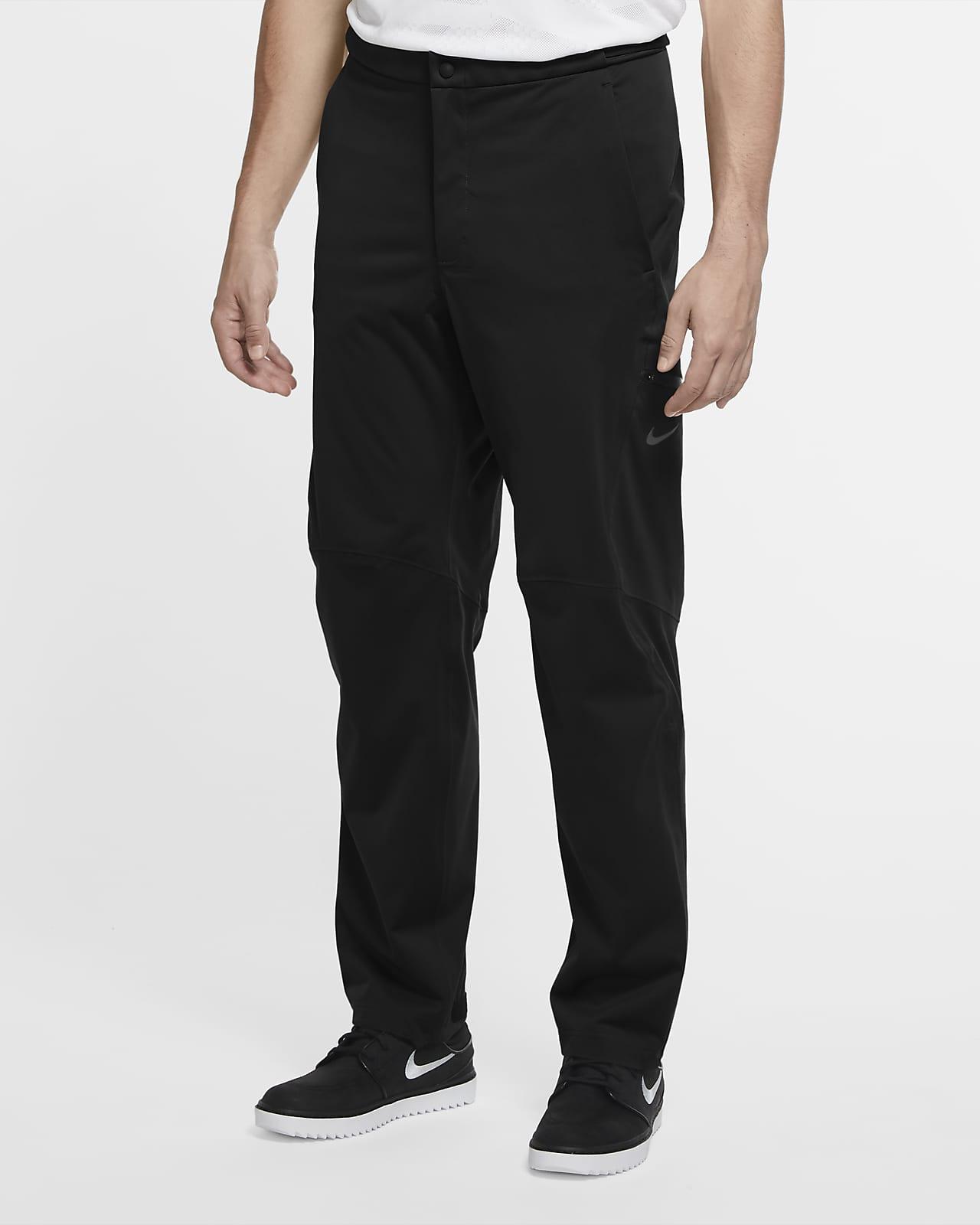 Męskie spodnie do golfa Nike HyperShield