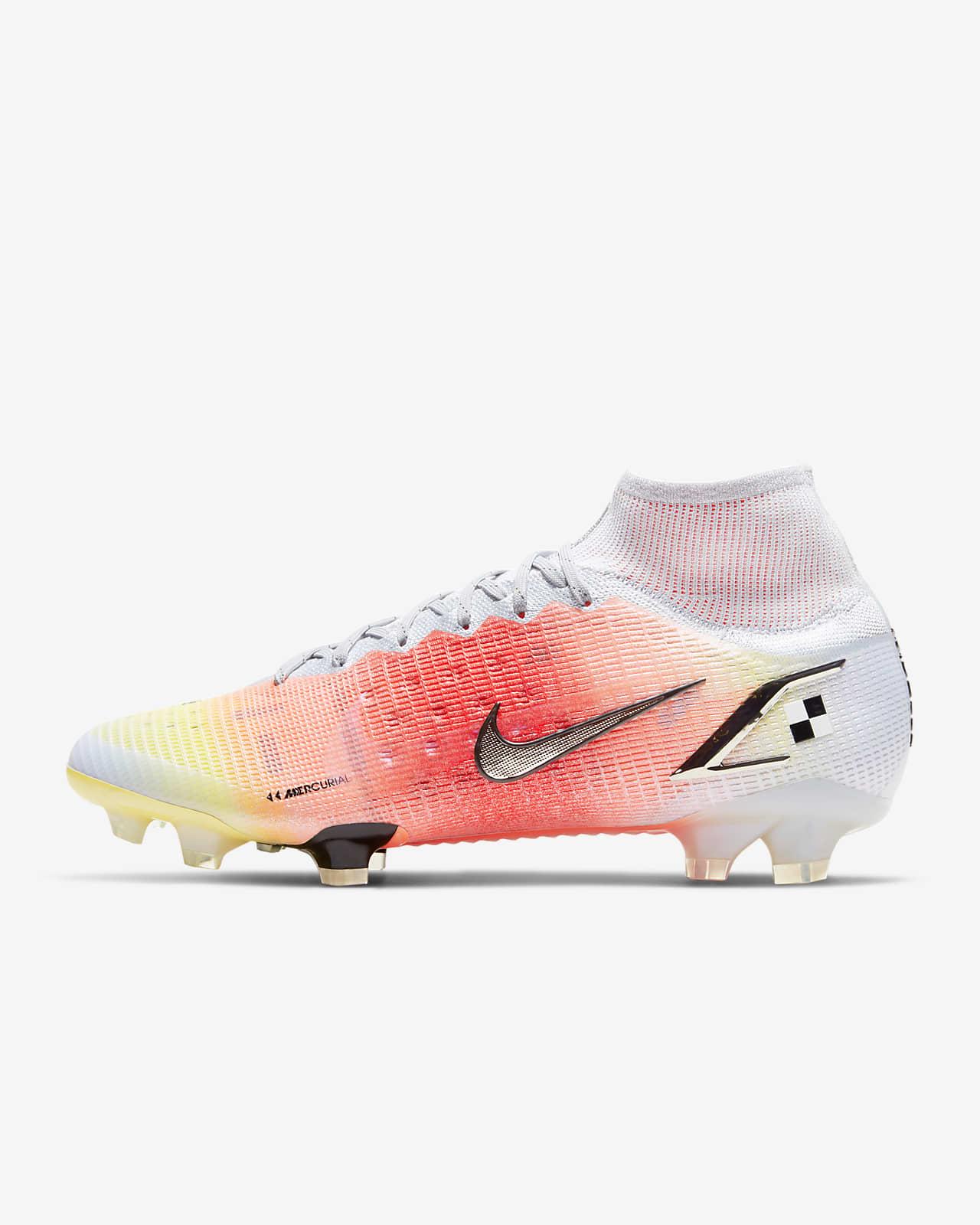 Nike Mercurial Dream Speed Superfly 8 Elite FG 天然偏硬草地足球釘鞋