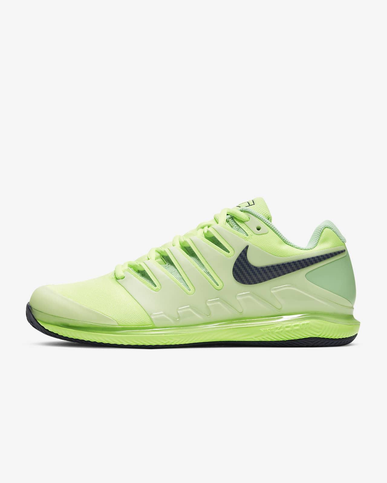 Мужские теннисные кроссовки для грунтовых кортов NikeCourt Air Zoom Vapor X