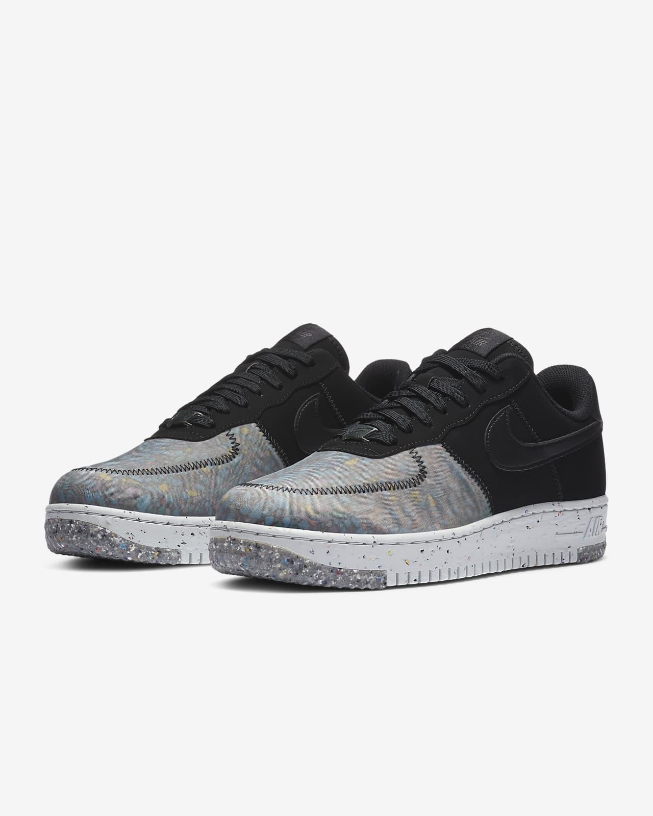 nike air force 1 grise et noir