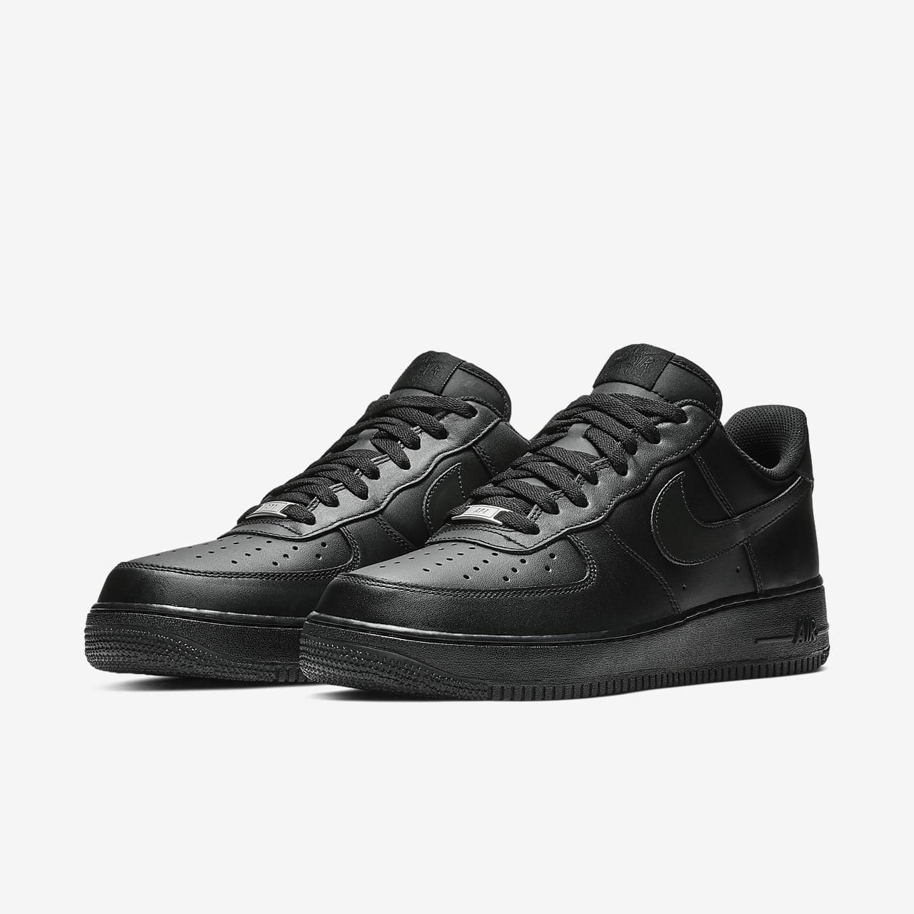 Nike Air Force 1 '07 Men's Shoe. Nike ID