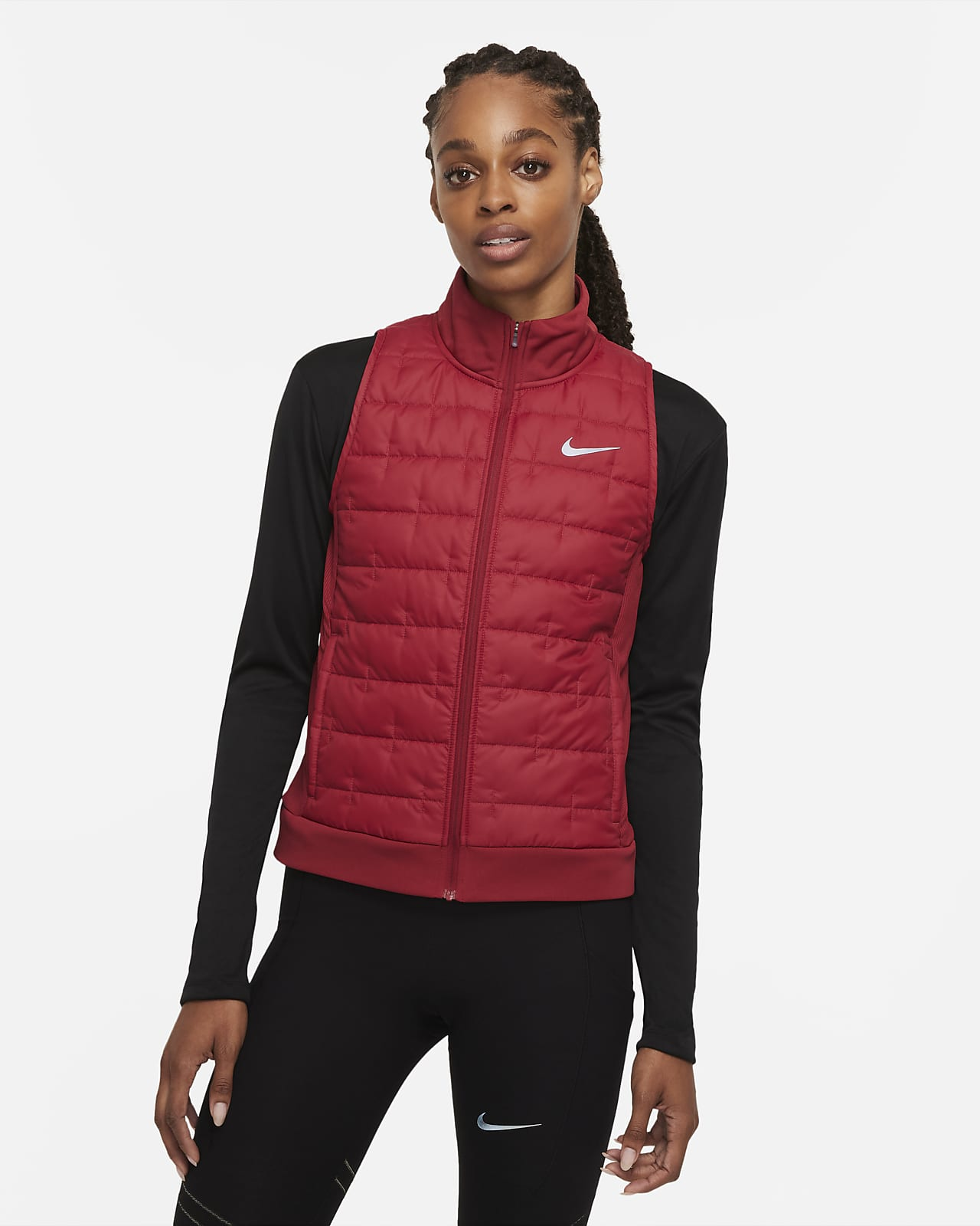 Nike Therma-FIT Women's Synthetic-Fill Running Vest
