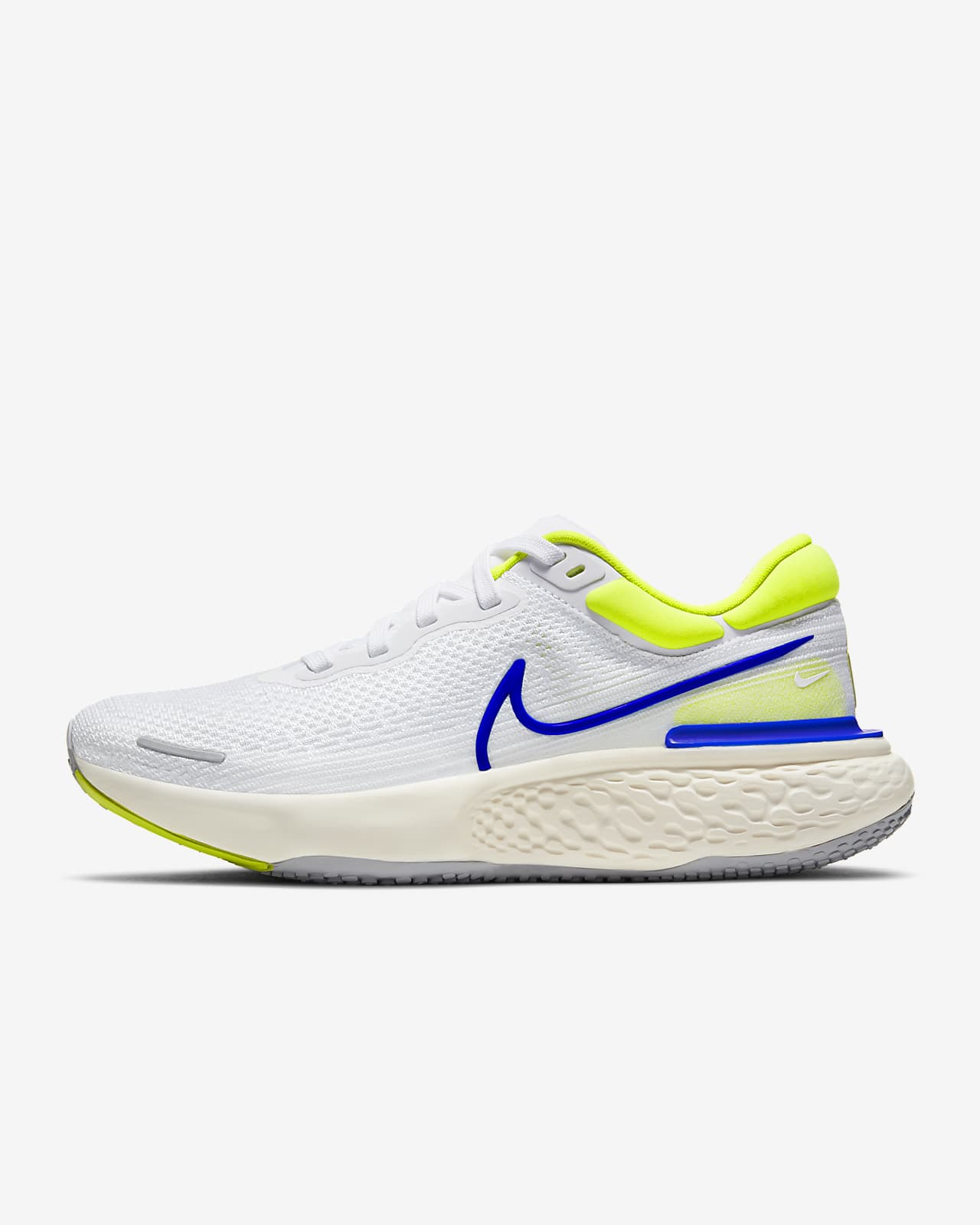 รองเท้าวิ่งผู้ชาย Nike ZoomX Invincible Run Flyknit
