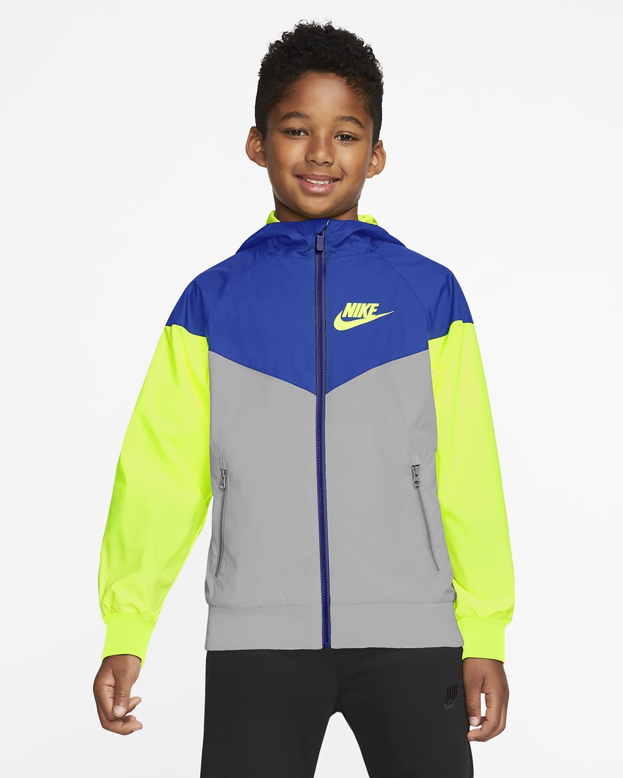 Nike Sportswear Windrunner Older Kids' (Boys') Jacket