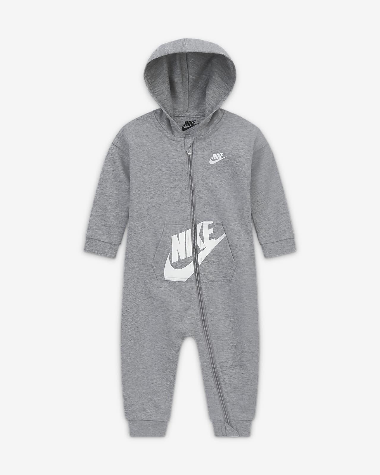 Nike Overall mit durchgehendem Reißverschluss für Babys (0–9 M)