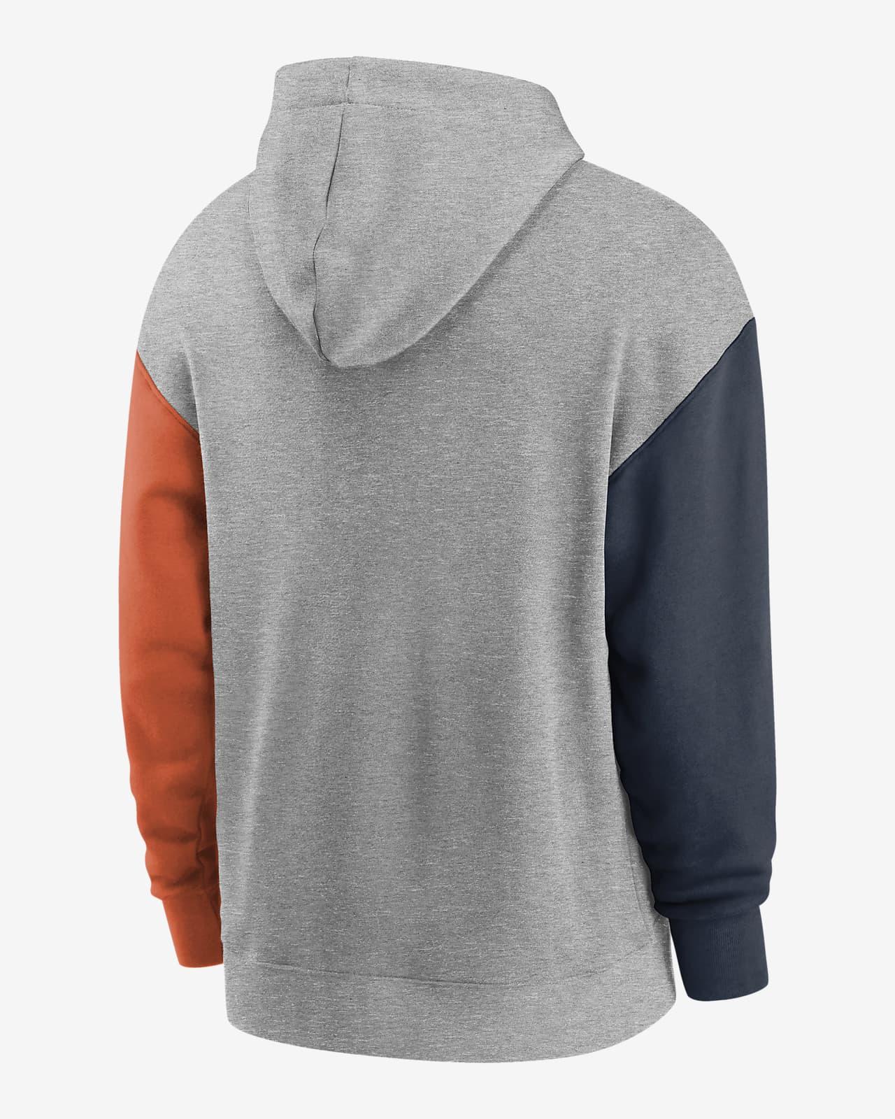 mapa Cuando alarma  Sudadera con capucha para hombre Nike Wordmark (NFL Broncos). Nike.com