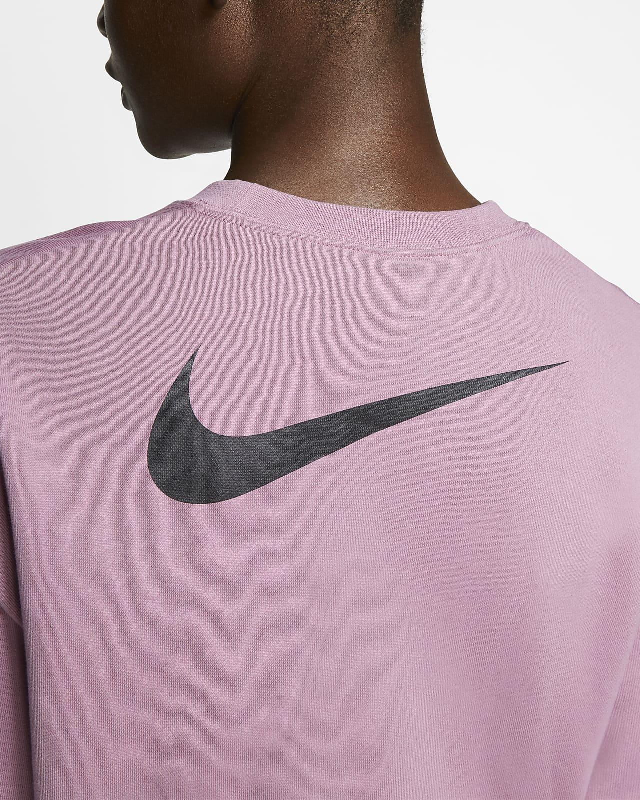 Nike Sportswear Sweatshirt 'Terry' in Rosa   ABOUT YOU