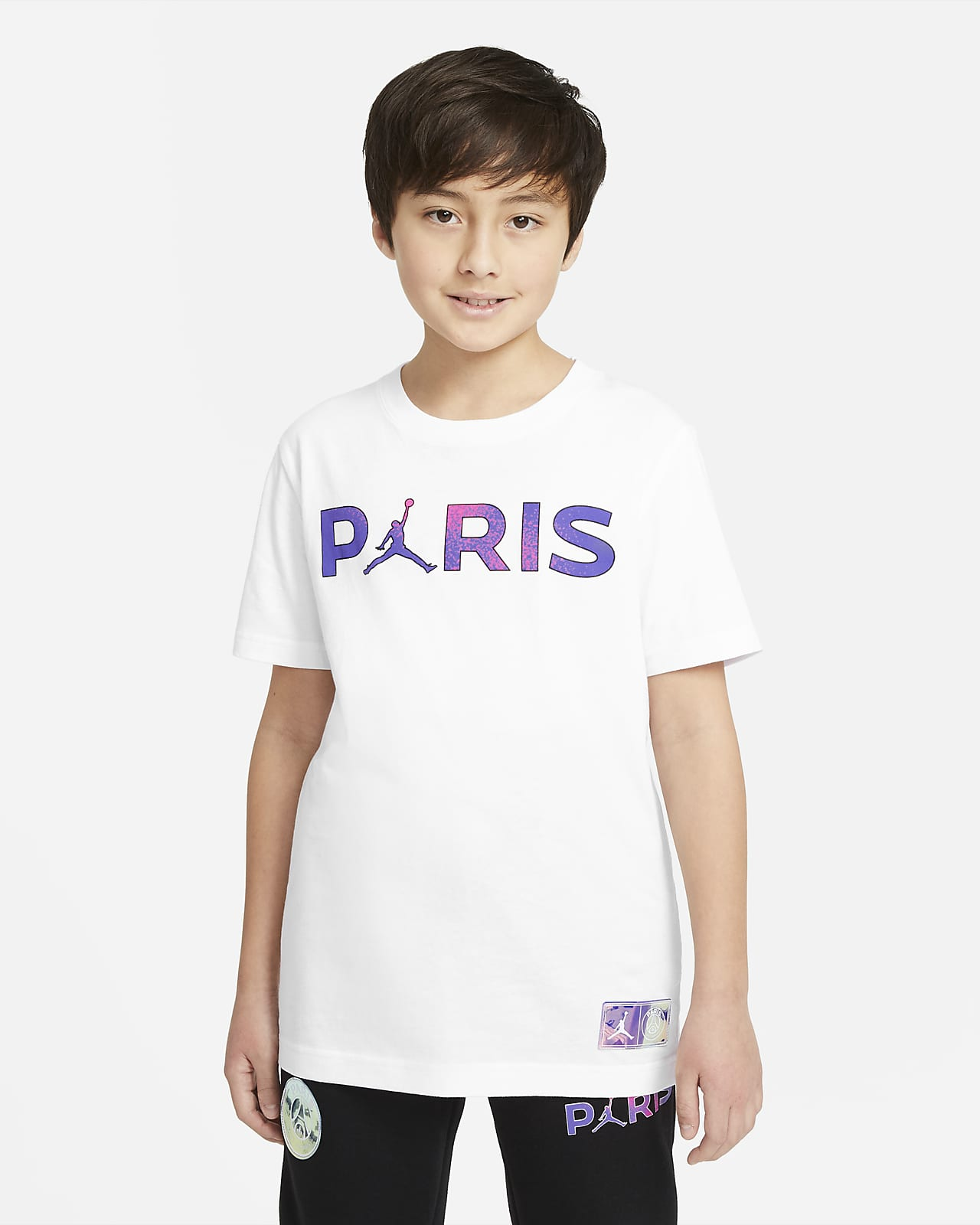 Paris Saint-Germain Big Kids' (Boys') T-Shirt