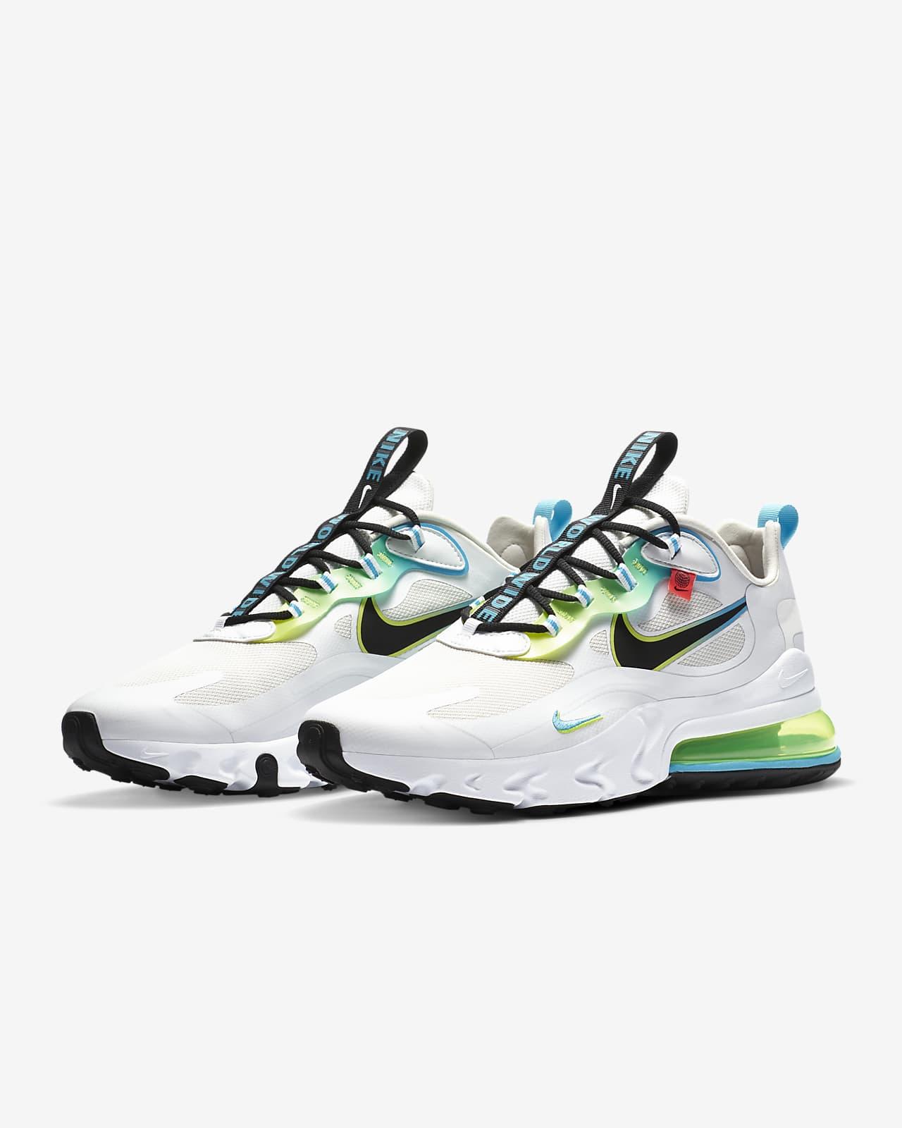 Nike Air Max 270 React Se Men S Shoe Nike Id