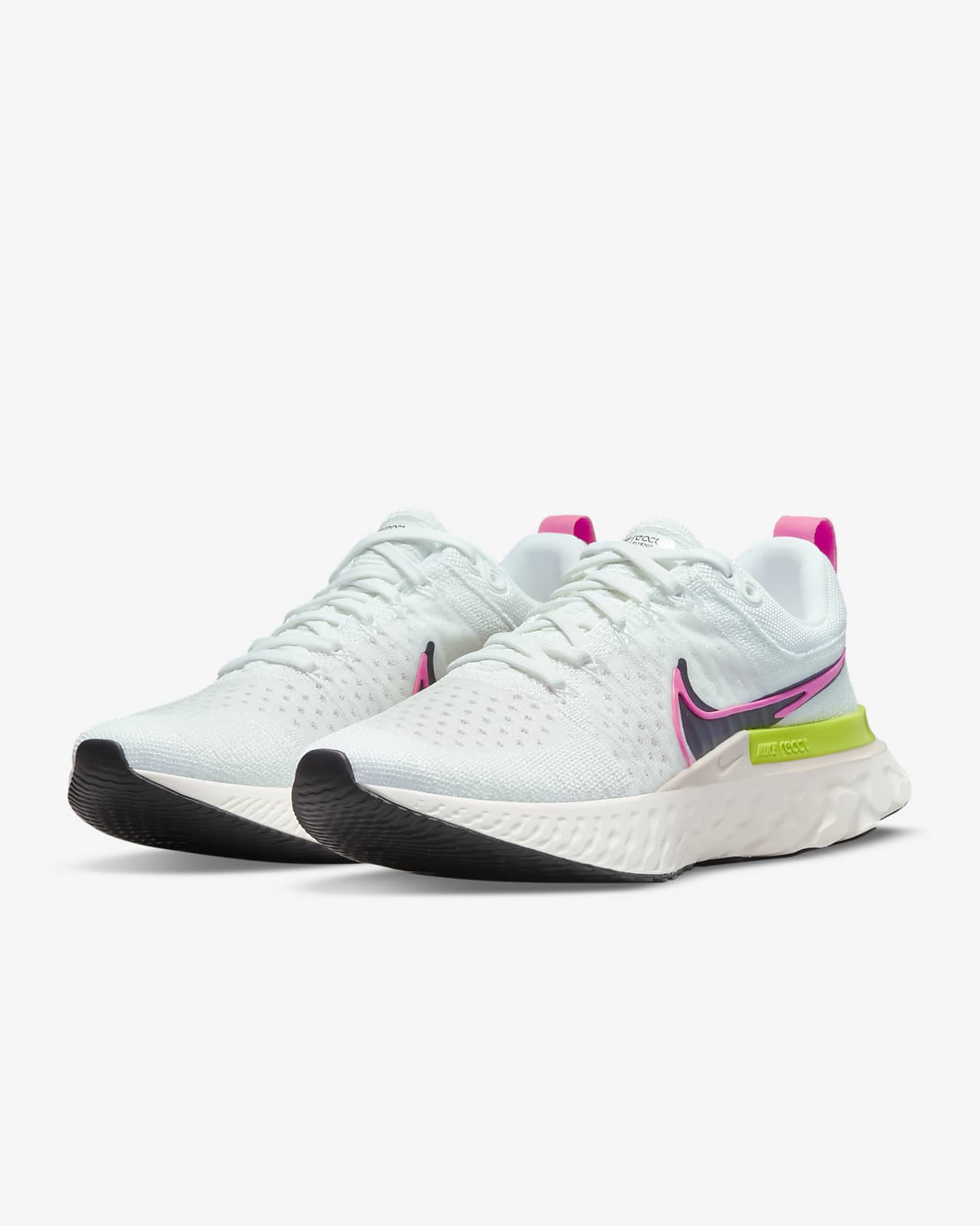 Nike React Infinity Run Flyknit 2 Women's Running Shoe. Nike.com
