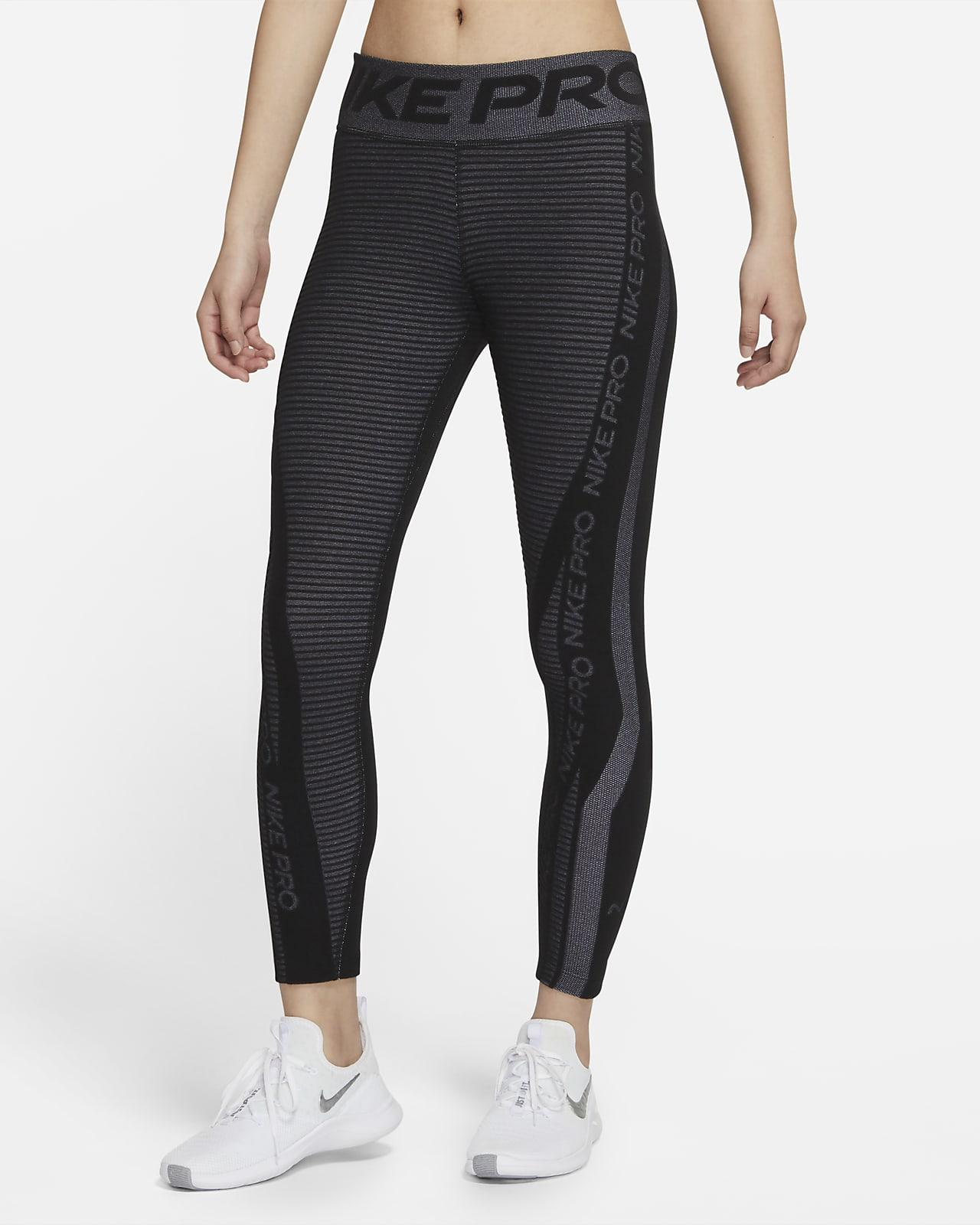 Nike Pro HyperWarm Trainings-Tights für Damen