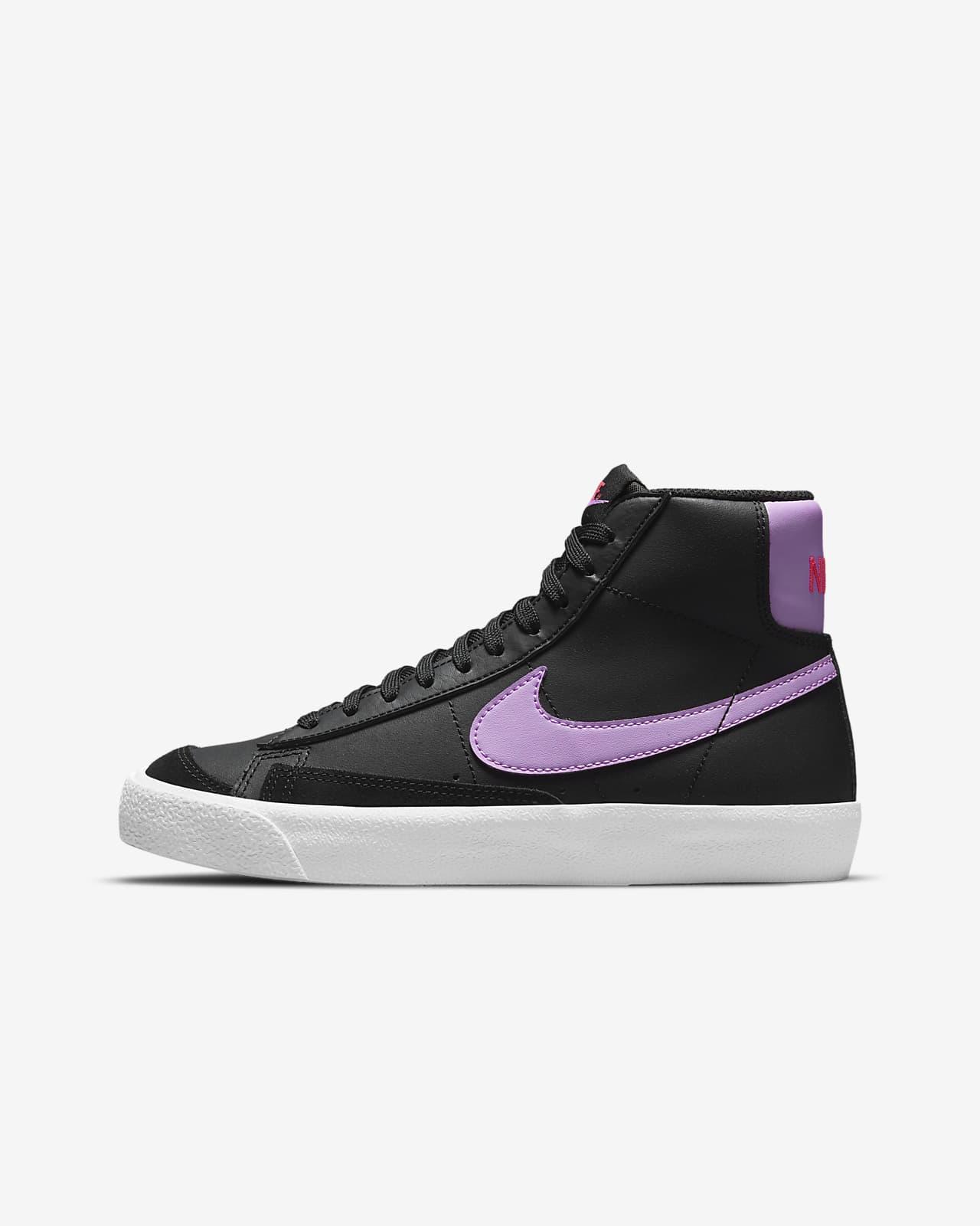 Nike Blazer Mid '77 Big Kids' Shoes
