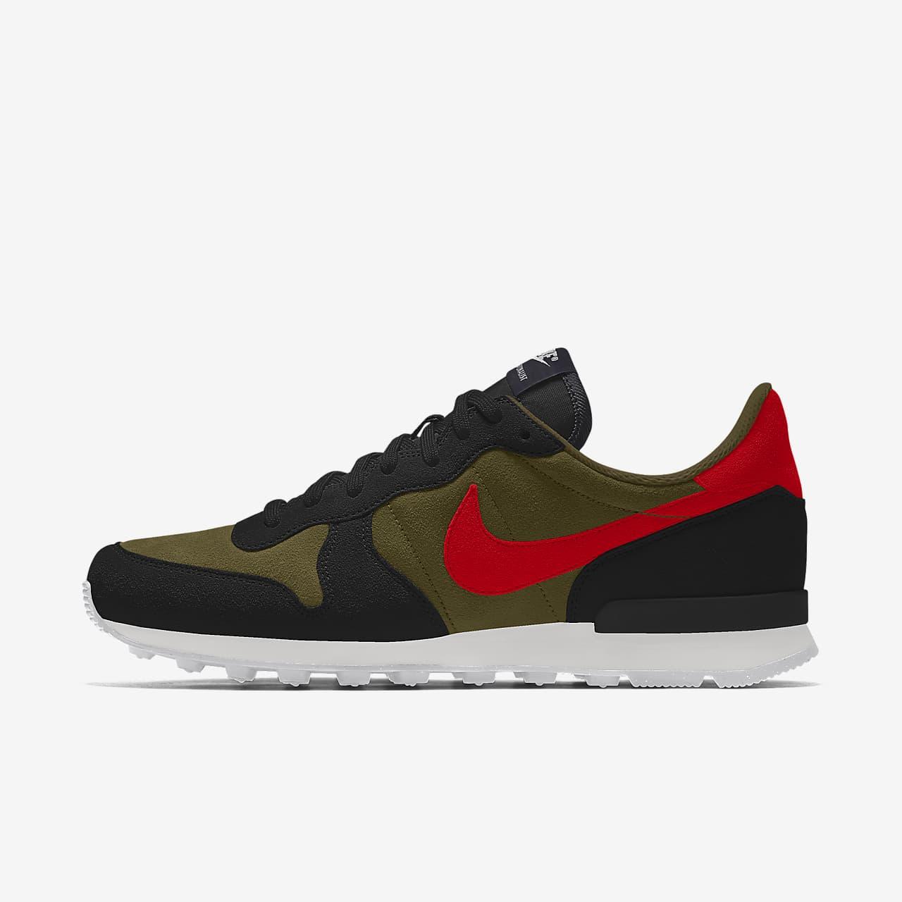 Nike Internationalist By You Custom 男子运动鞋