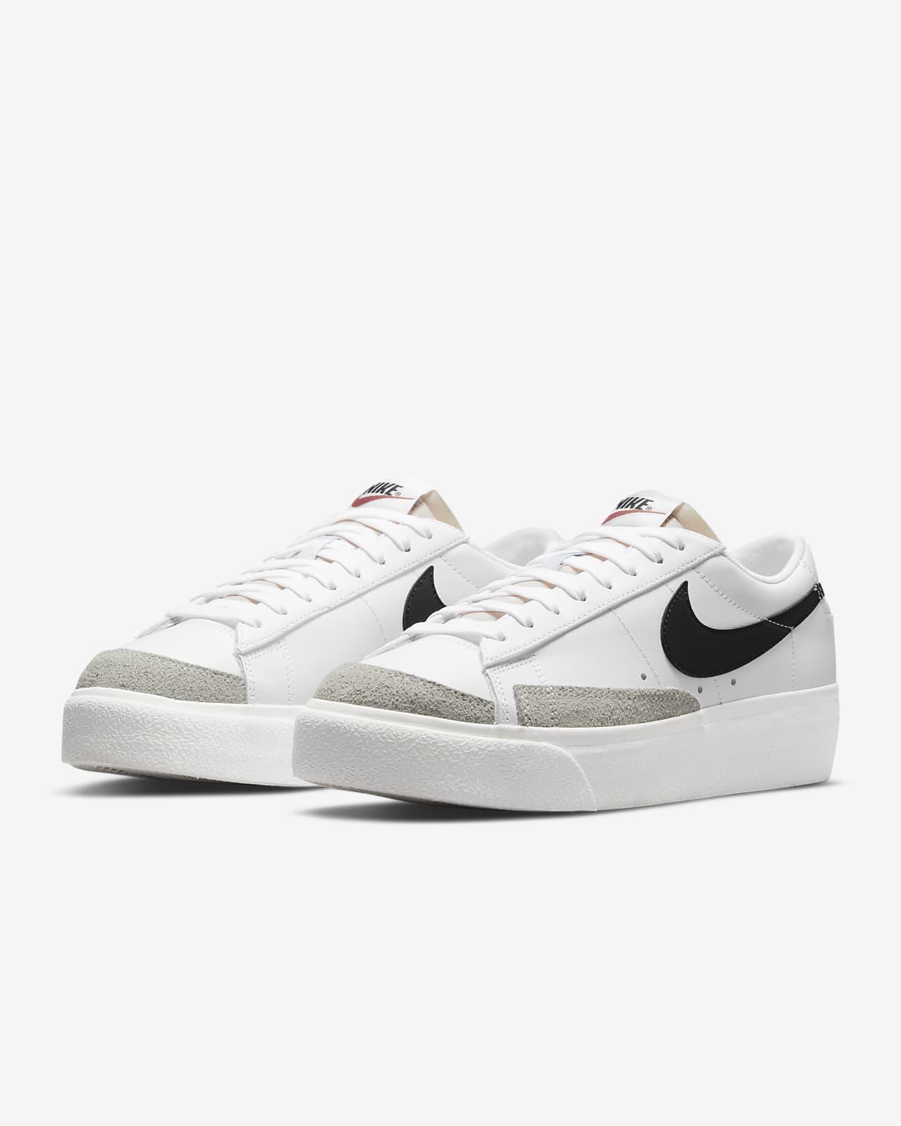 Nike Blazer Low Platform Women's Shoes. Nike.com