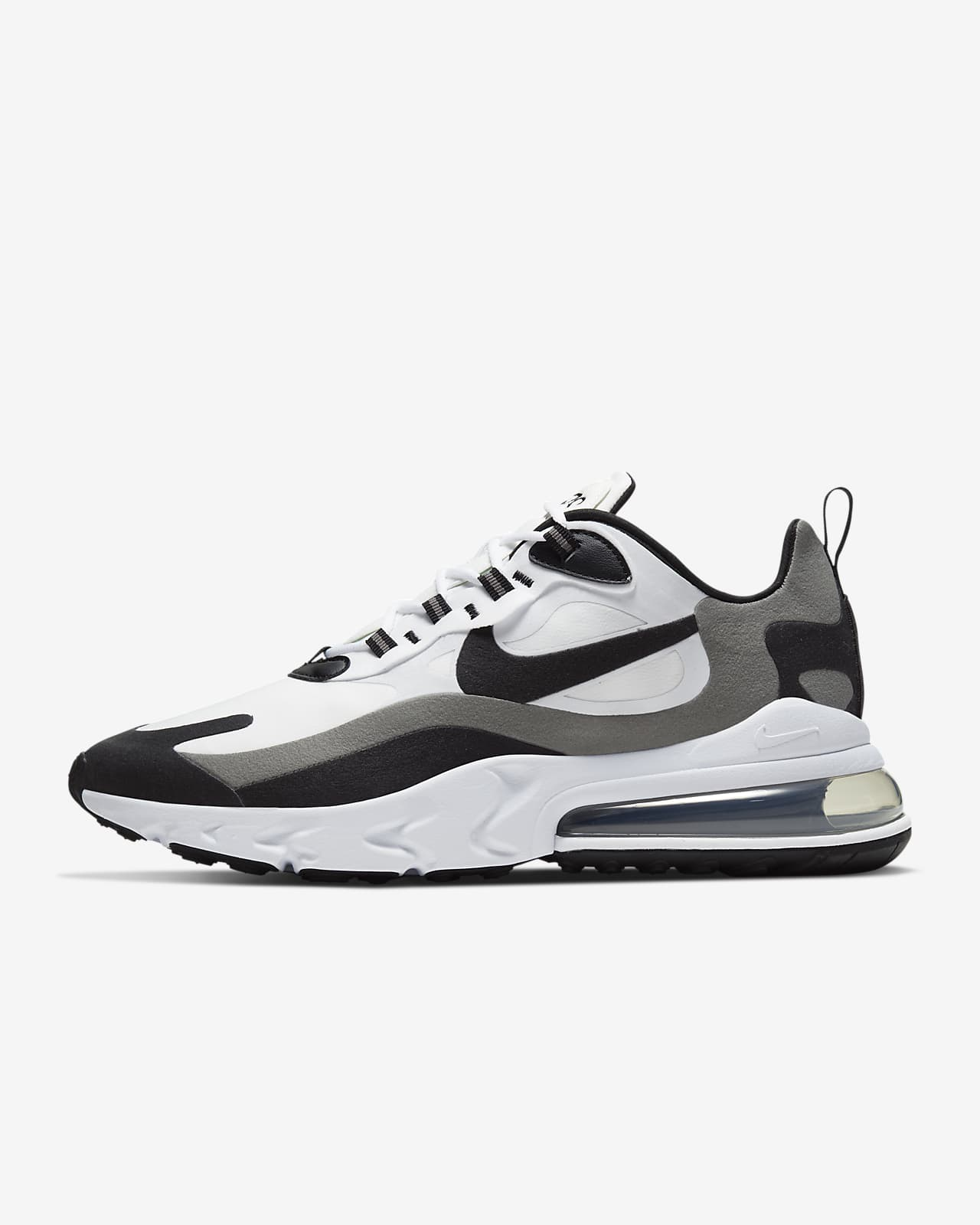 nike air max 270 white orange black